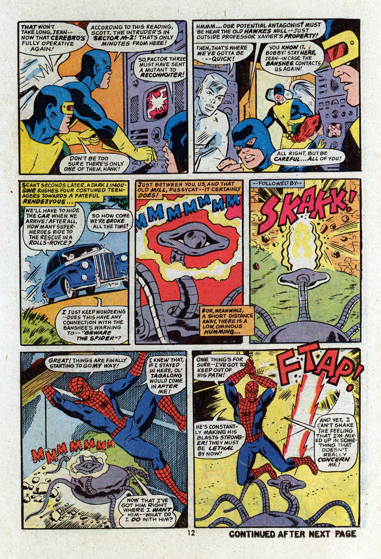 Read online Uncanny X-Men (1963) comic -  Issue #83 - 14