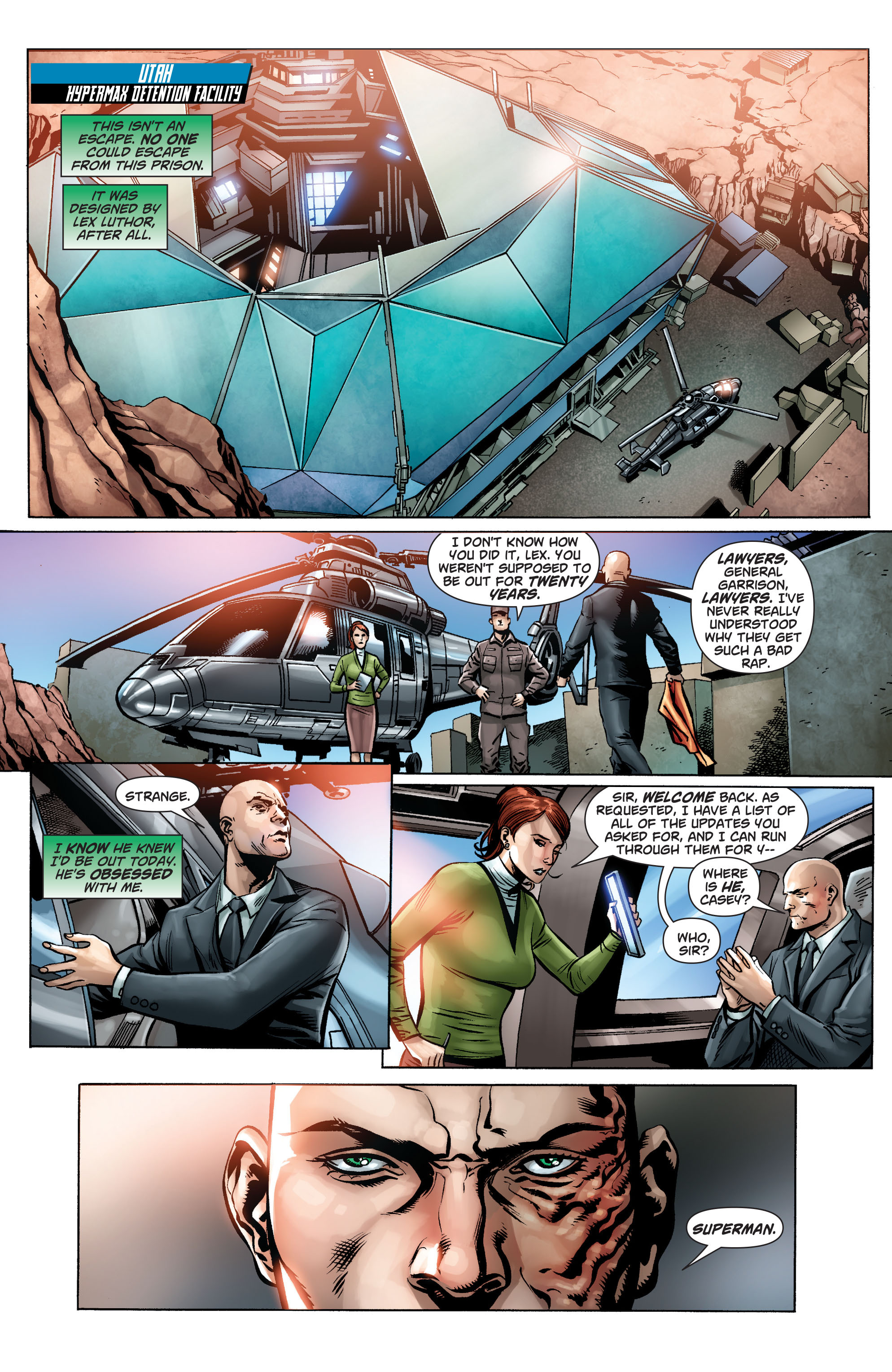 Read online Action Comics (2011) comic -  Issue #23.3 - 4
