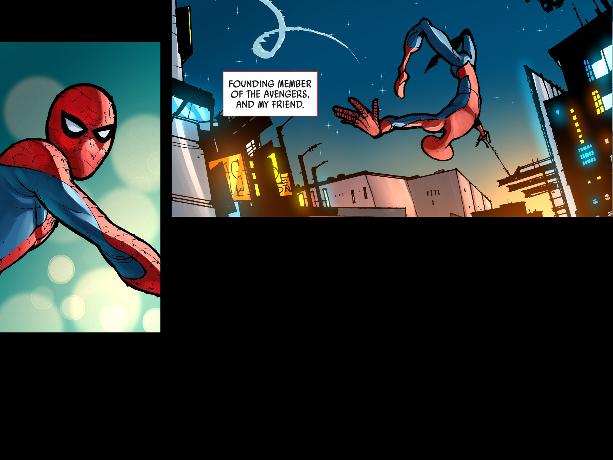Read online Amazing Spider-Man: Who Am I? comic -  Issue # Full (Part 1) - 196