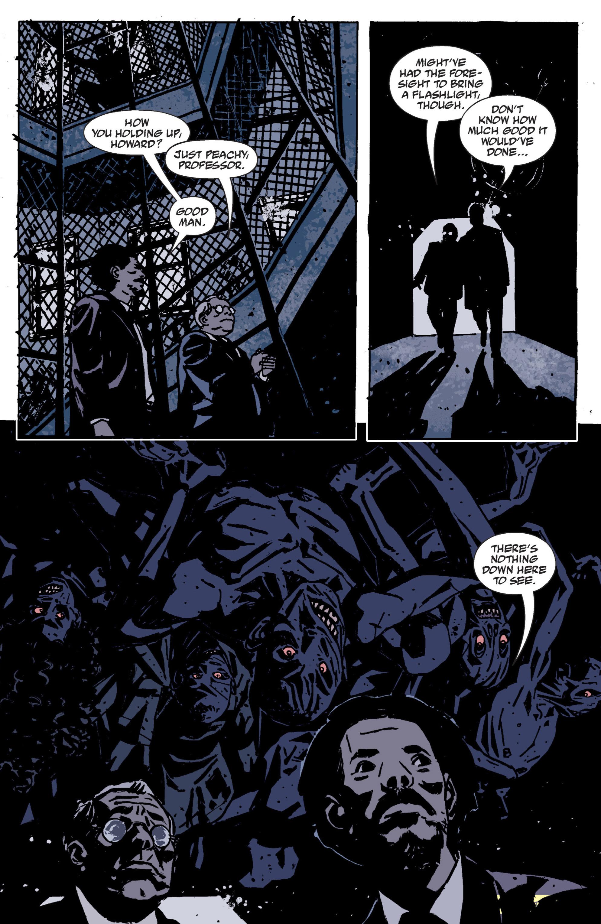 Read online B.P.R.D. (2003) comic -  Issue # TPB 9 - 31