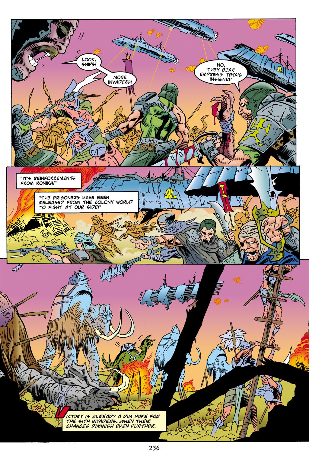 Read online Star Wars Omnibus comic -  Issue # Vol. 4 - 226
