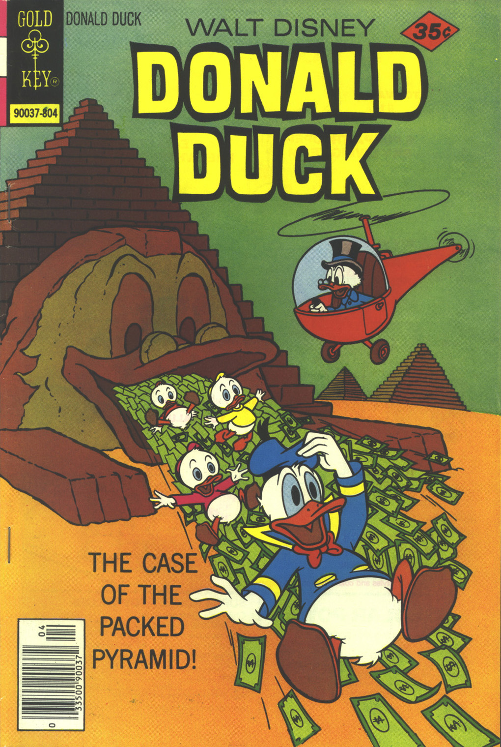 Donald Duck (1962) 194 Page 1