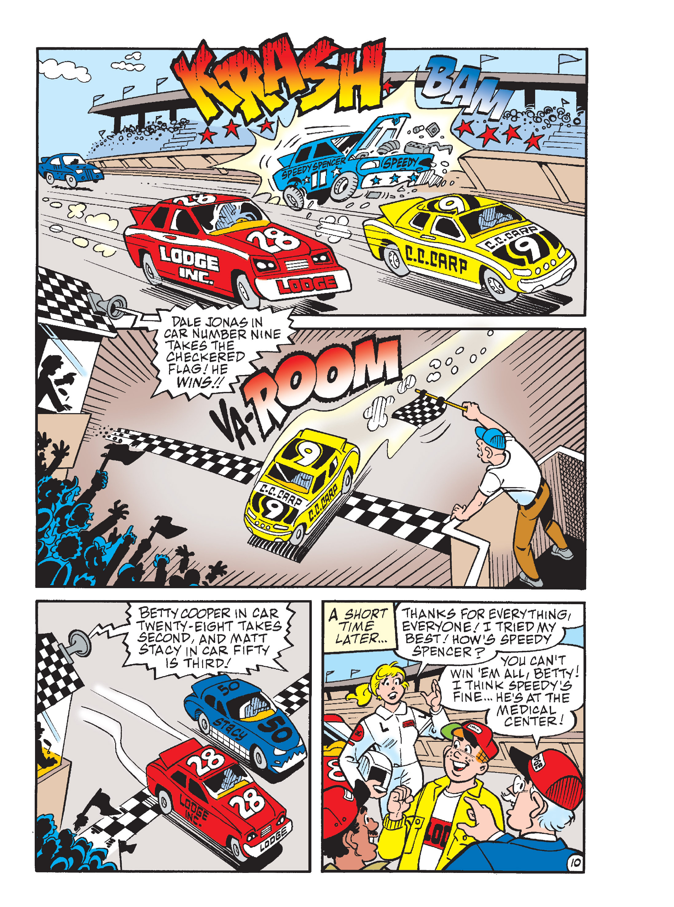 Read online Archie's Funhouse Double Digest comic -  Issue #17 - 102