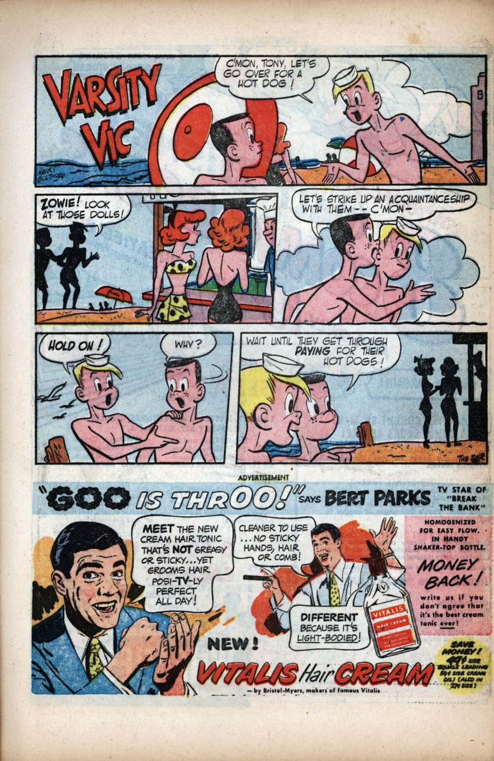 The Adventures of Bob Hope issue 11 - Page 9
