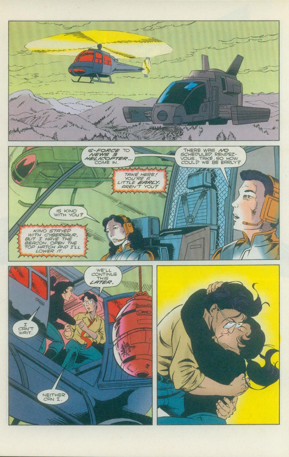 Godzilla (1995) Issue #2 #3 - English 14