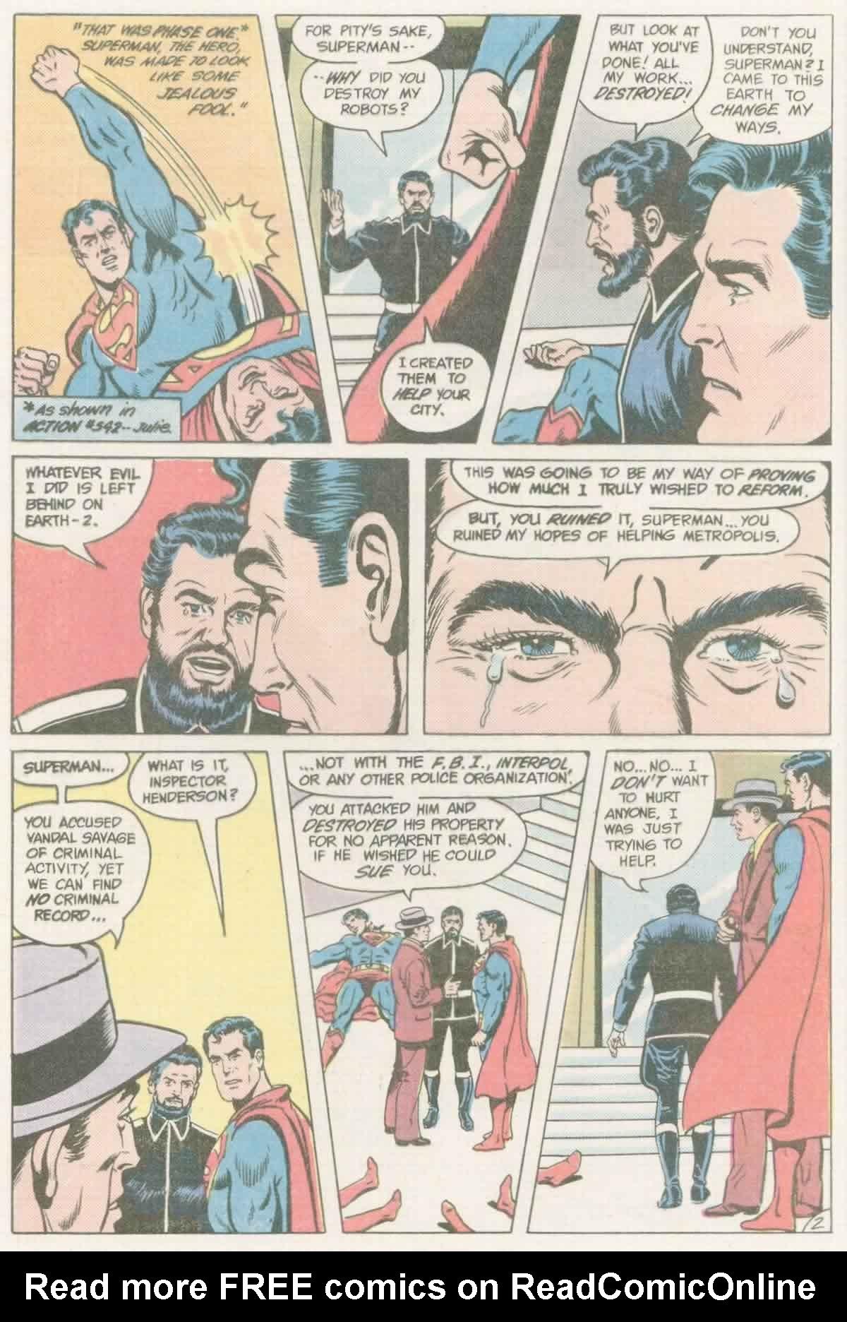 Action Comics (1938) 556 Page 2