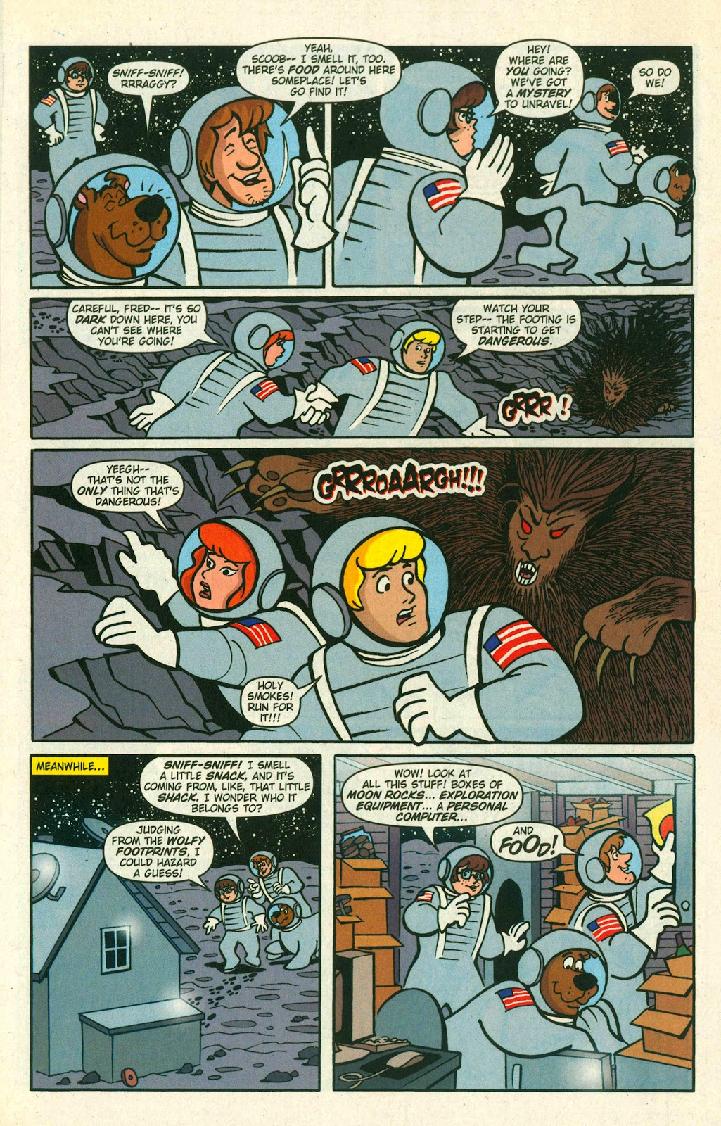 Read online Scooby-Doo (1997) comic -  Issue #114 - 20