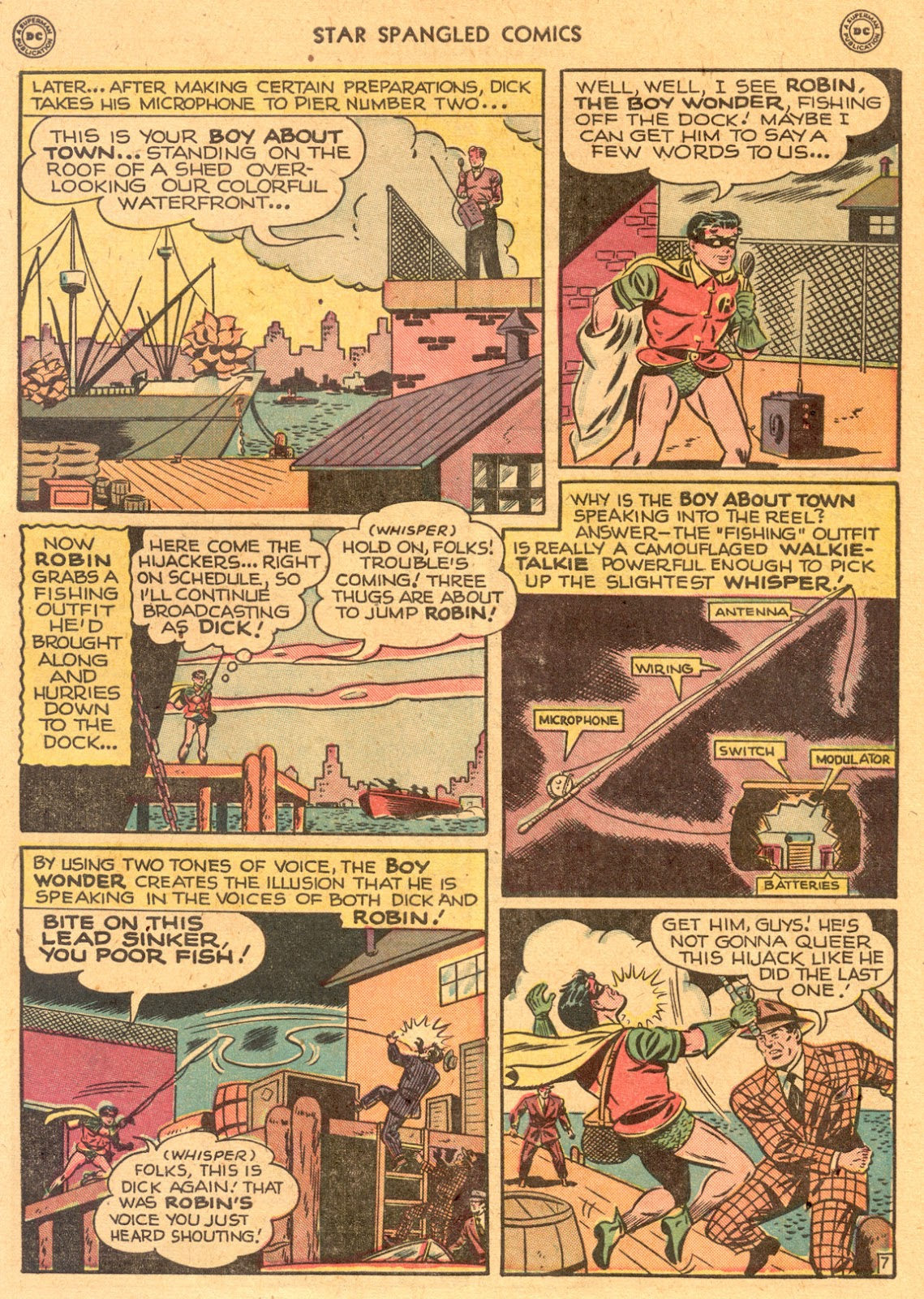 Star Spangled Comics (1941) issue 80 - Page 9