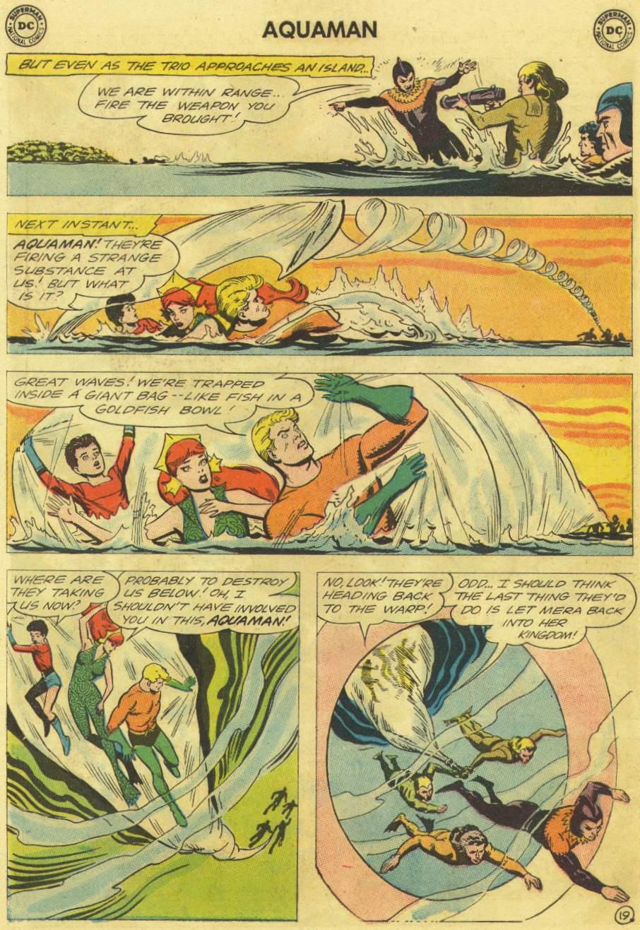 Read online Aquaman (1962) comic -  Issue #11 - 26