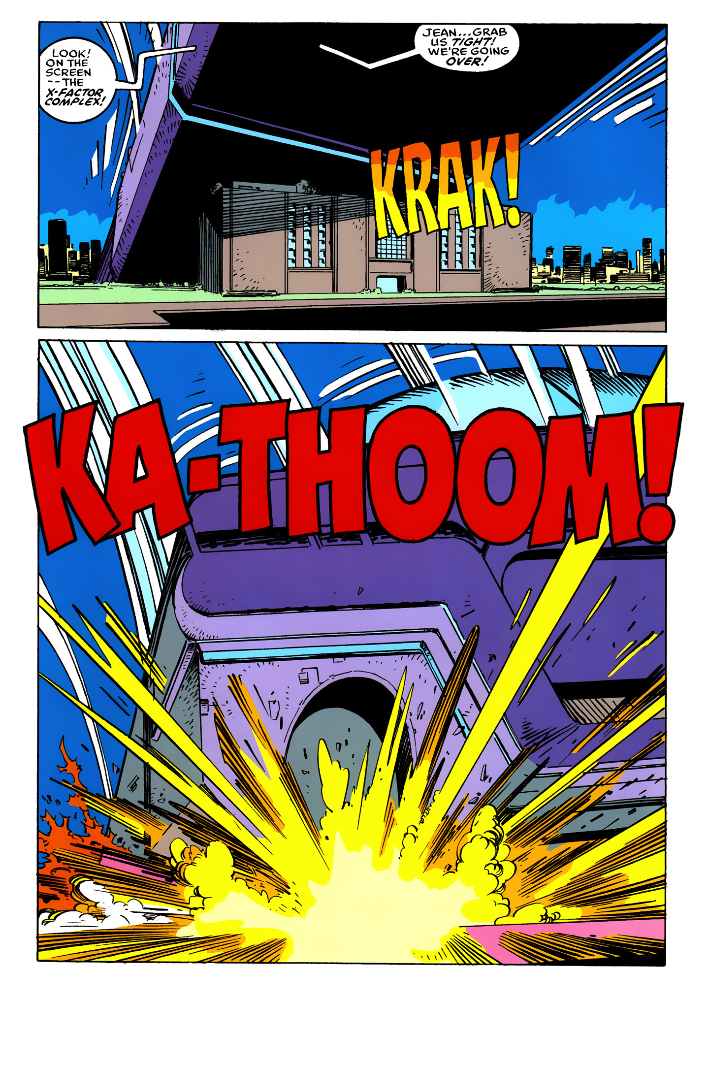Read online X-Factor (1986) comic -  Issue #25 - 37
