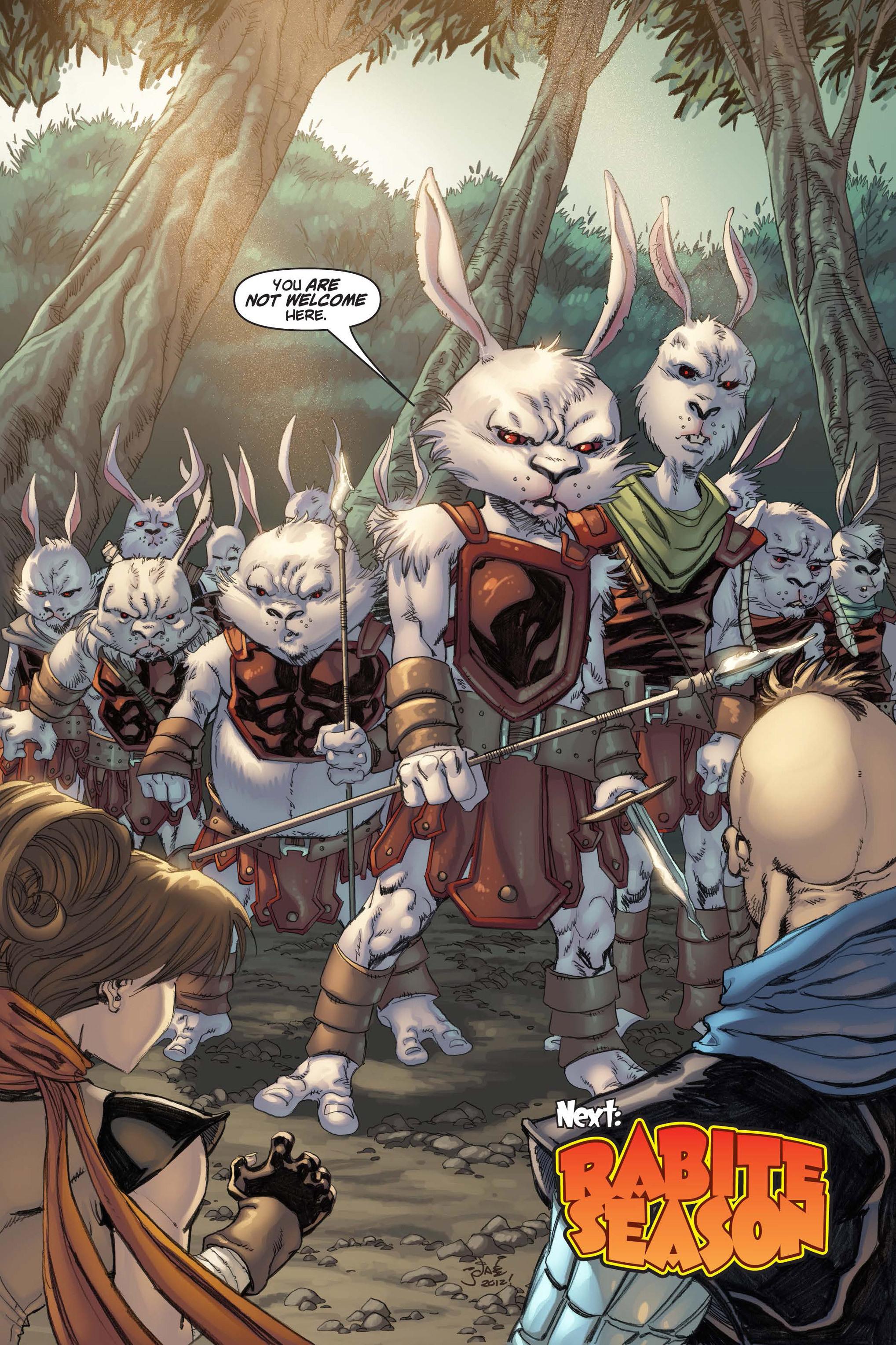 Read online Skyward comic -  Issue #3 - 23