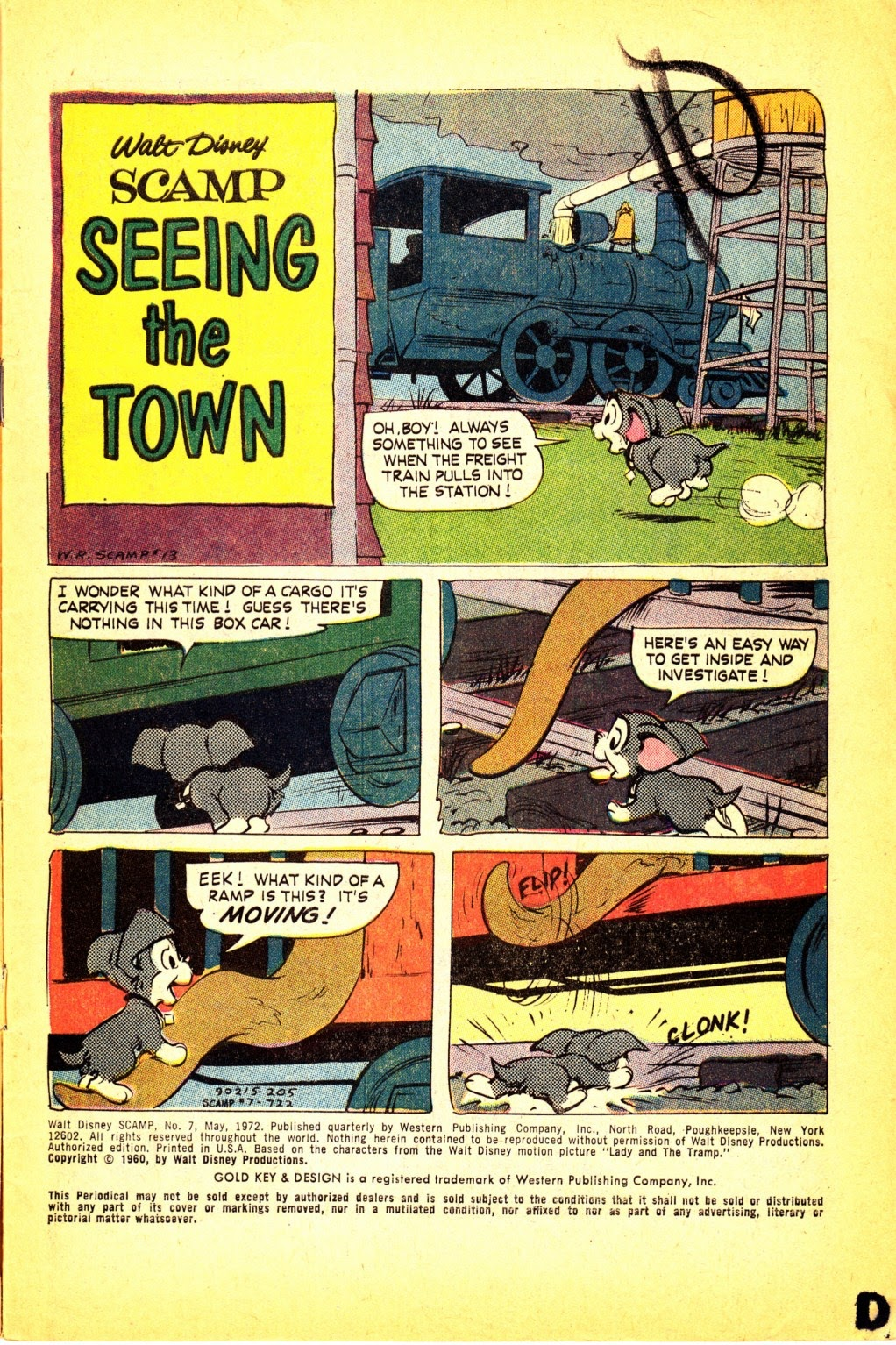 Scamp (1967) issue 7 - Page 3
