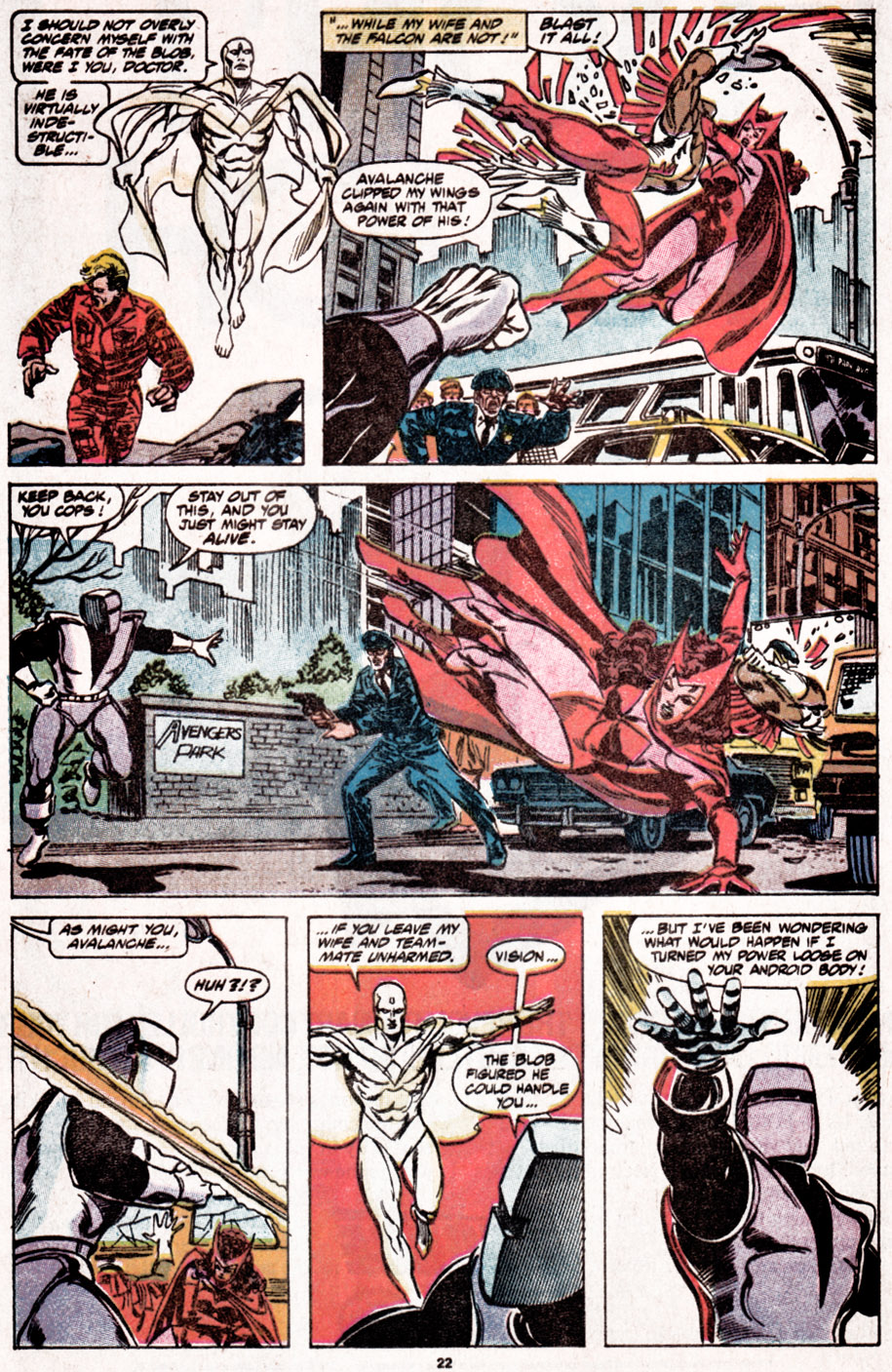 The Avengers (1963) 312 Page 16