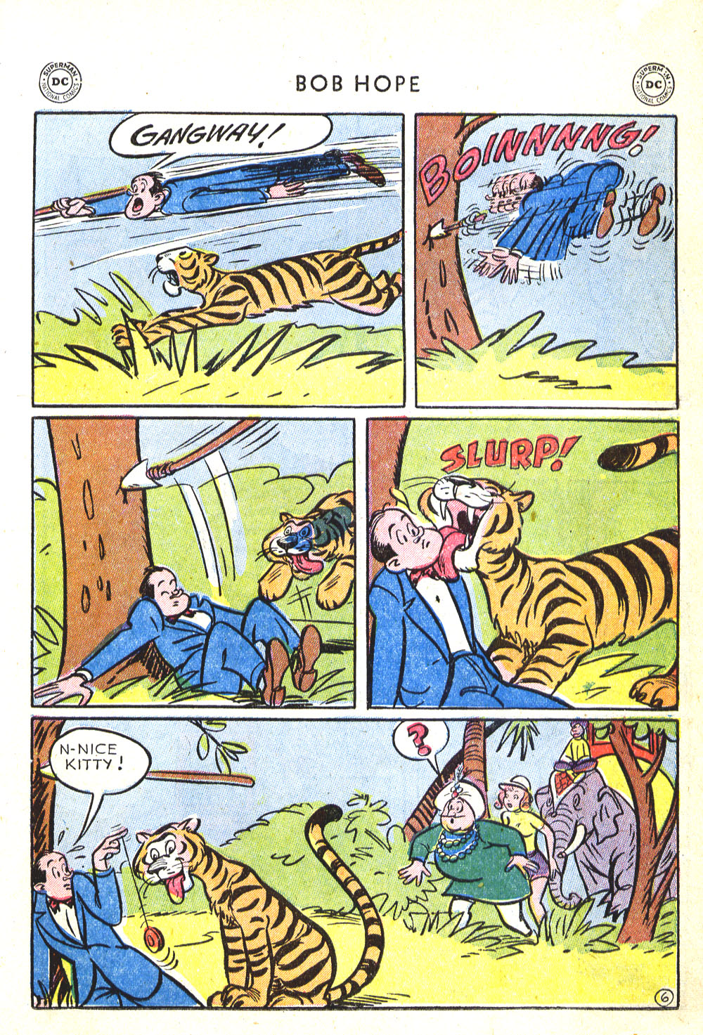 The Adventures of Bob Hope issue 30 - Page 19
