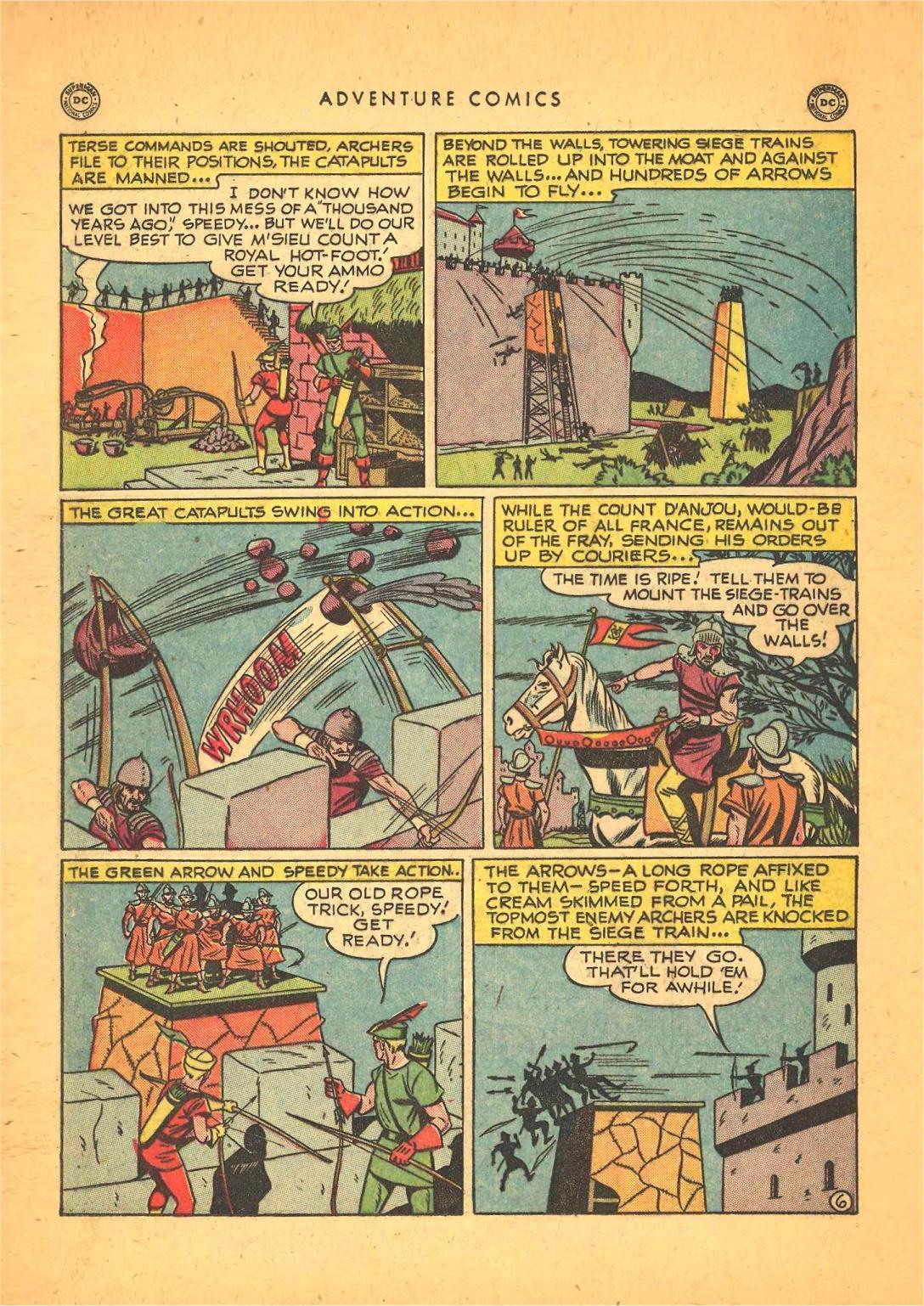 Read online Adventure Comics (1938) comic -  Issue #148 - 28
