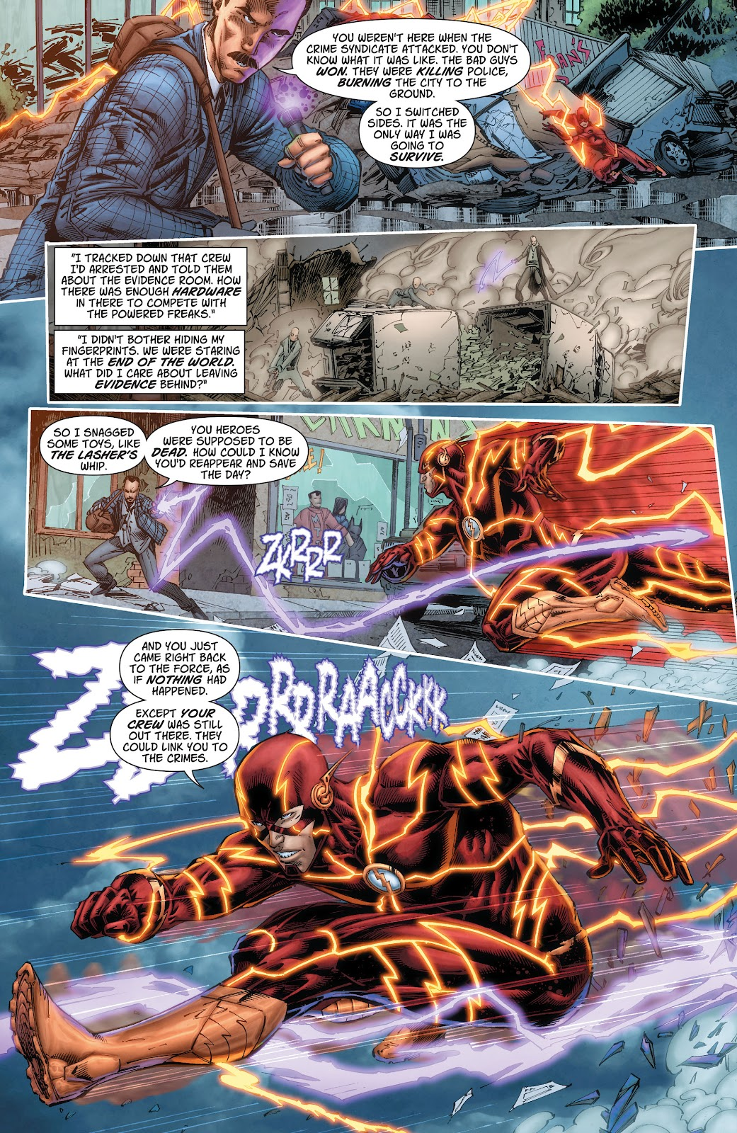 Read online The Flash (2011) comic -  Issue # _TPB 6 (Part 2) - 25