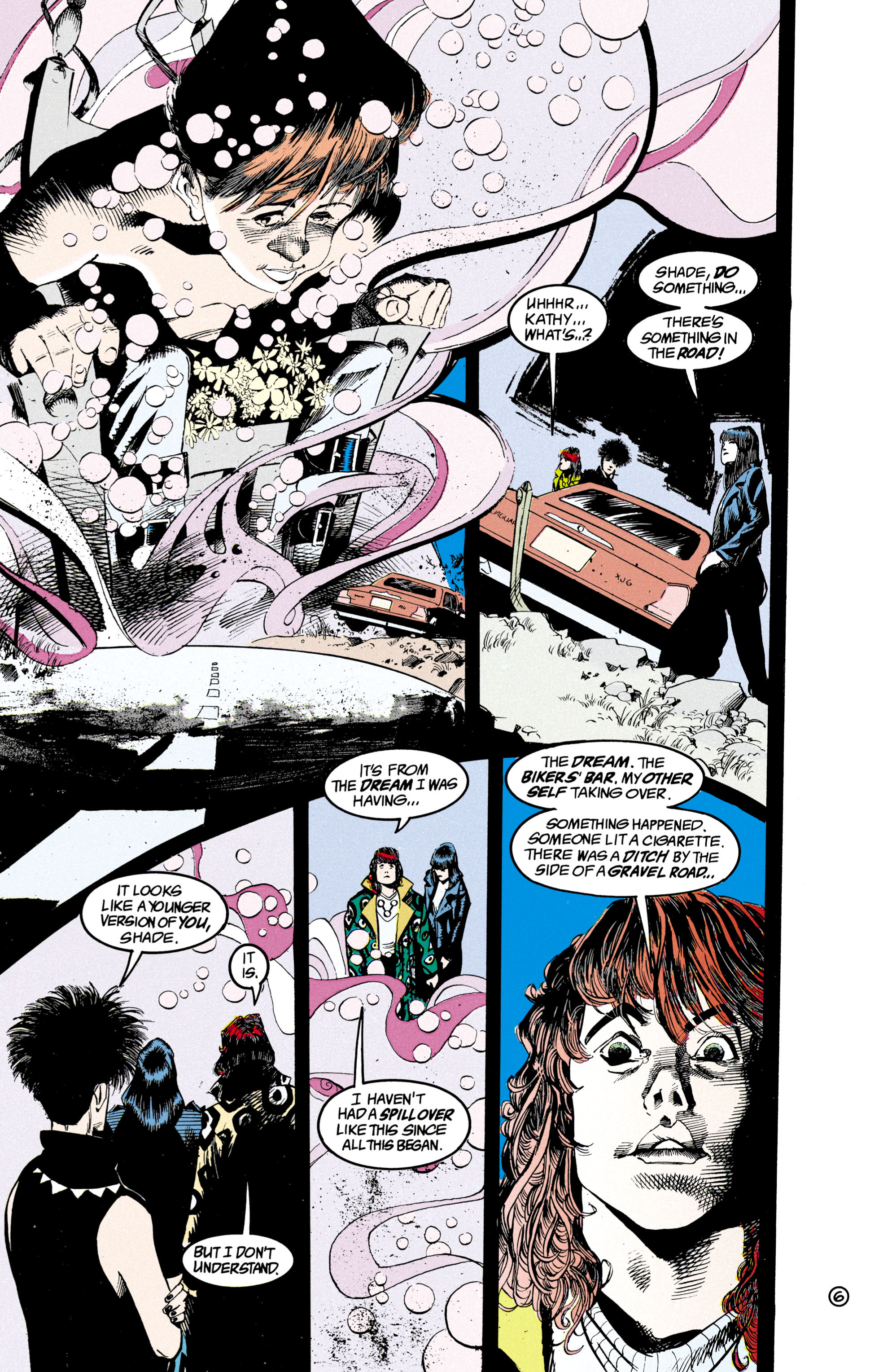 Read online Shade, the Changing Man comic -  Issue #21 - 7