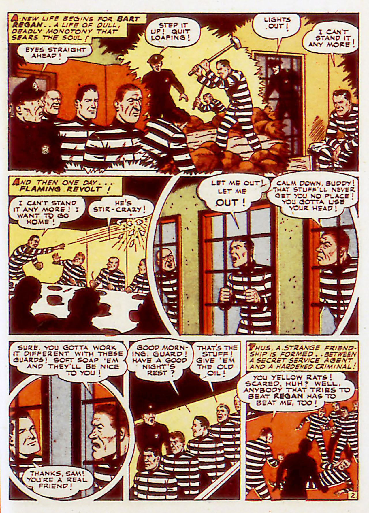 Read online Detective Comics (1937) comic -  Issue #71 - 43