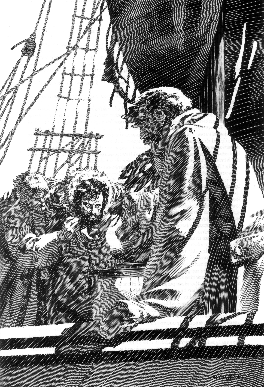 Read online Bernie Wrightson's Frankenstein comic -  Issue # Full - 5