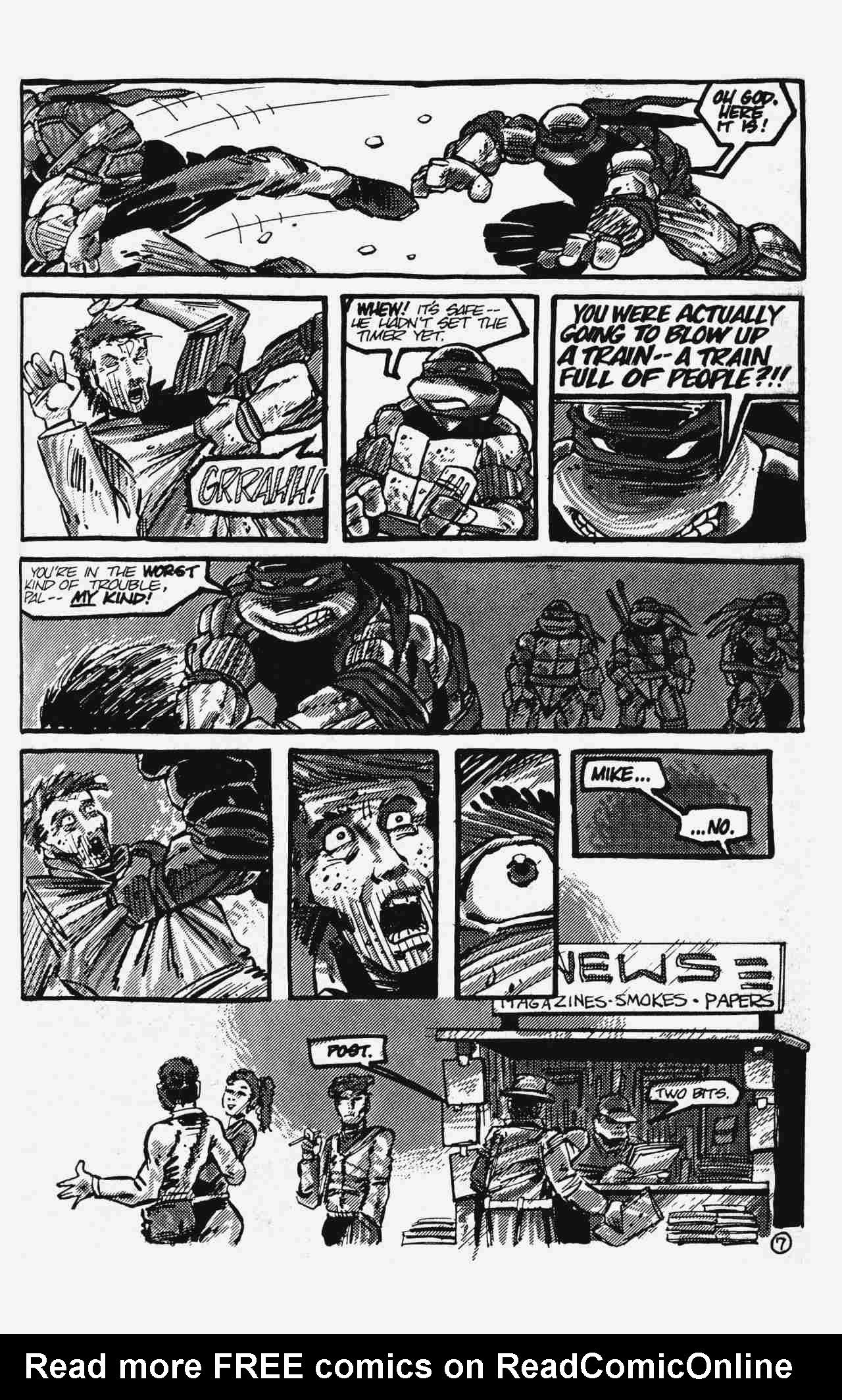Read online Shell Shock comic -  Issue # Full - 113