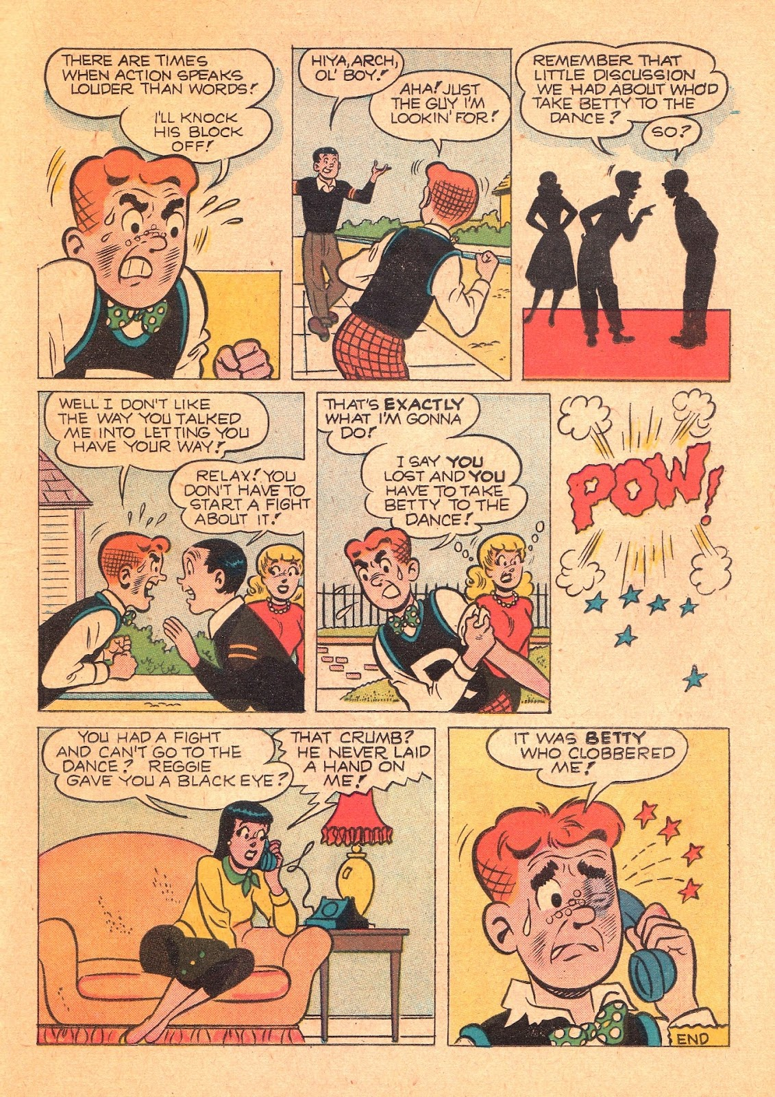 Archie Comics issue 094 - Page 23