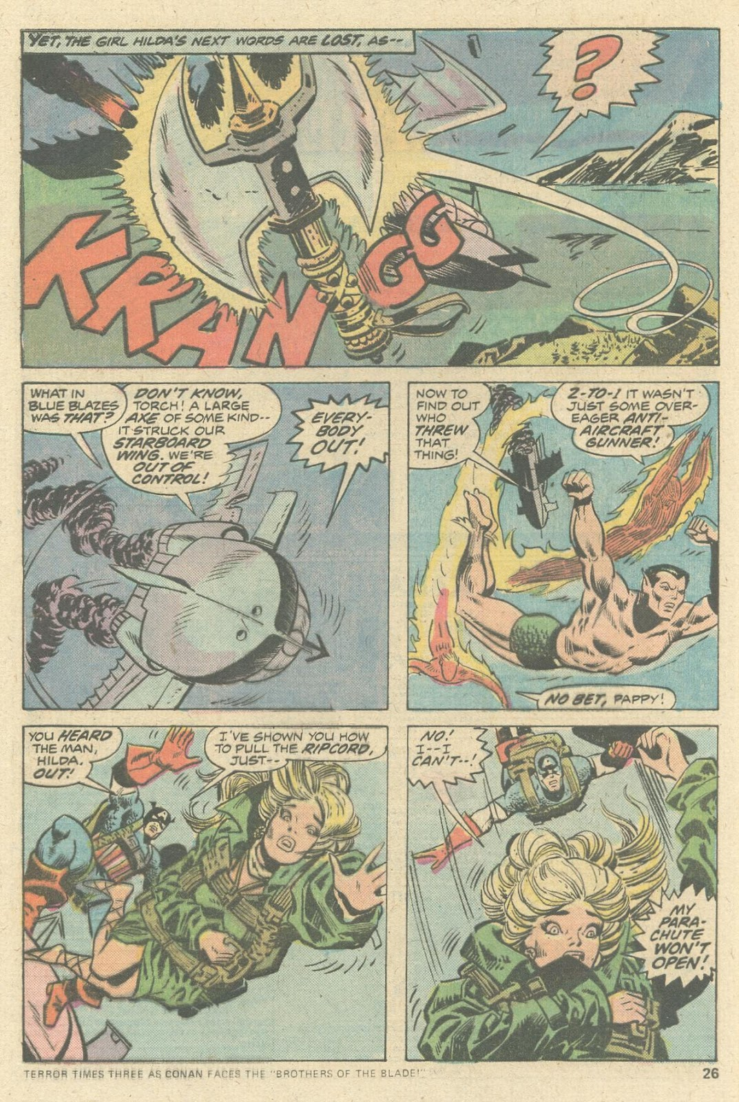 The Invaders (1975) issue 1 - Page 18