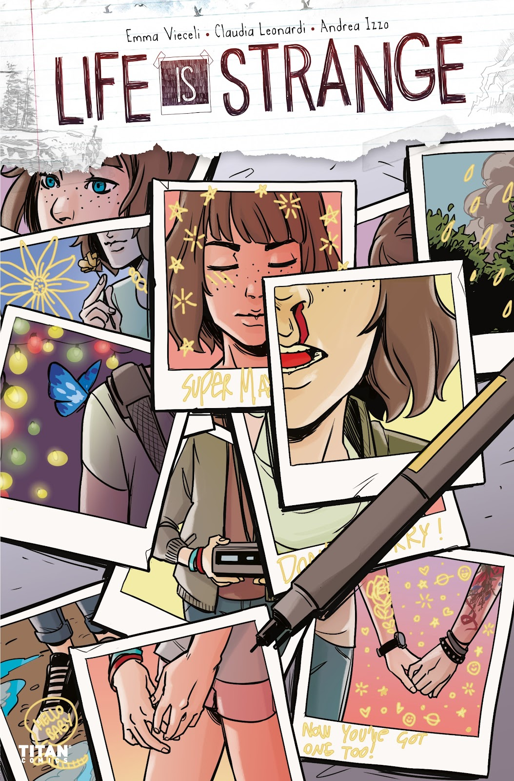 Life is Strange issue 3 - Page 1