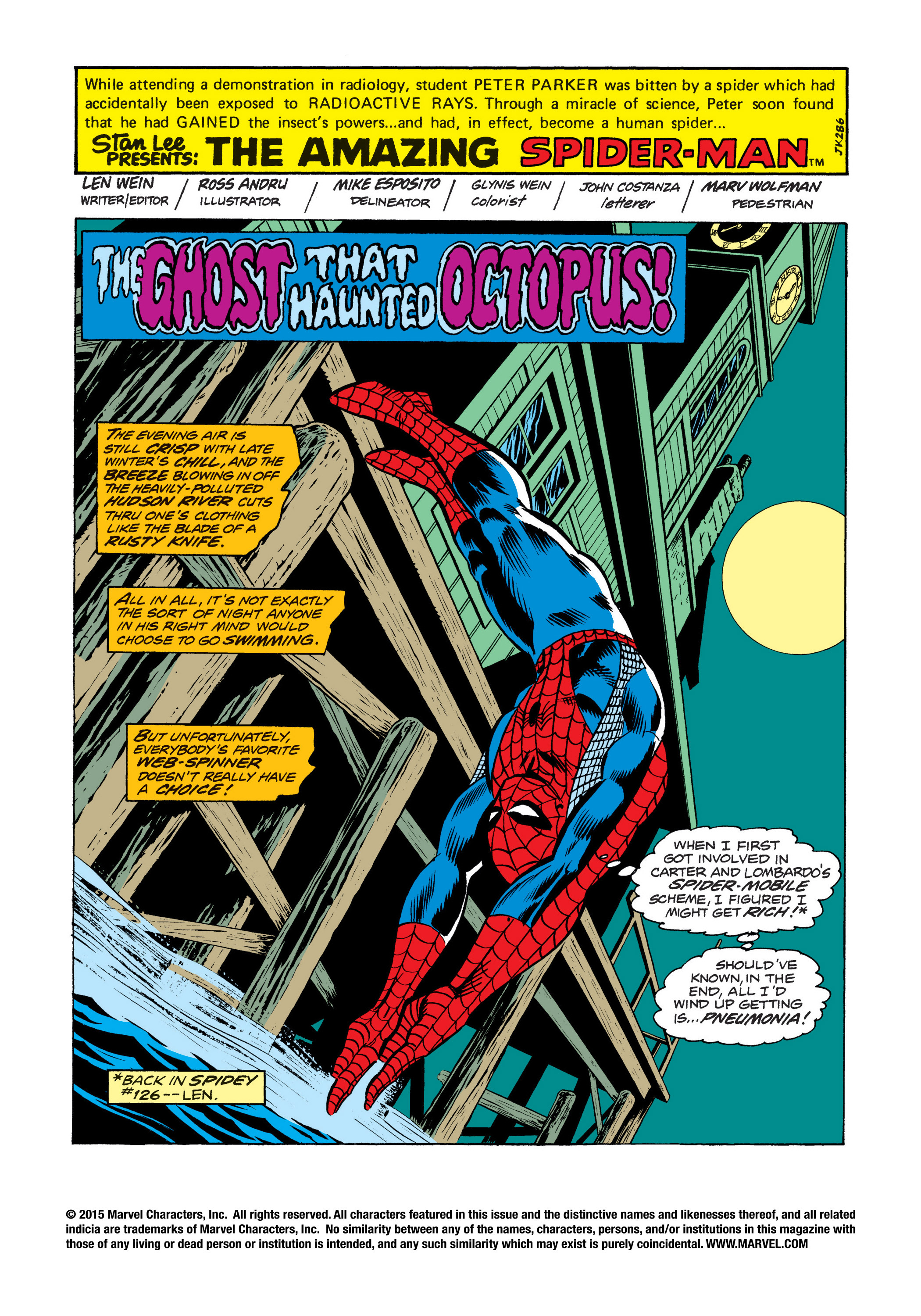 The Amazing Spider-Man (1963) 157 Page 1