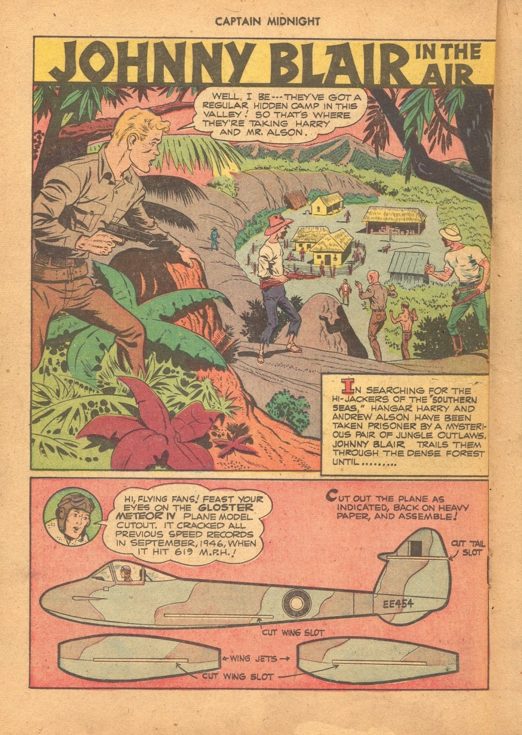 Captain Midnight (1942) issue 61 - Page 18