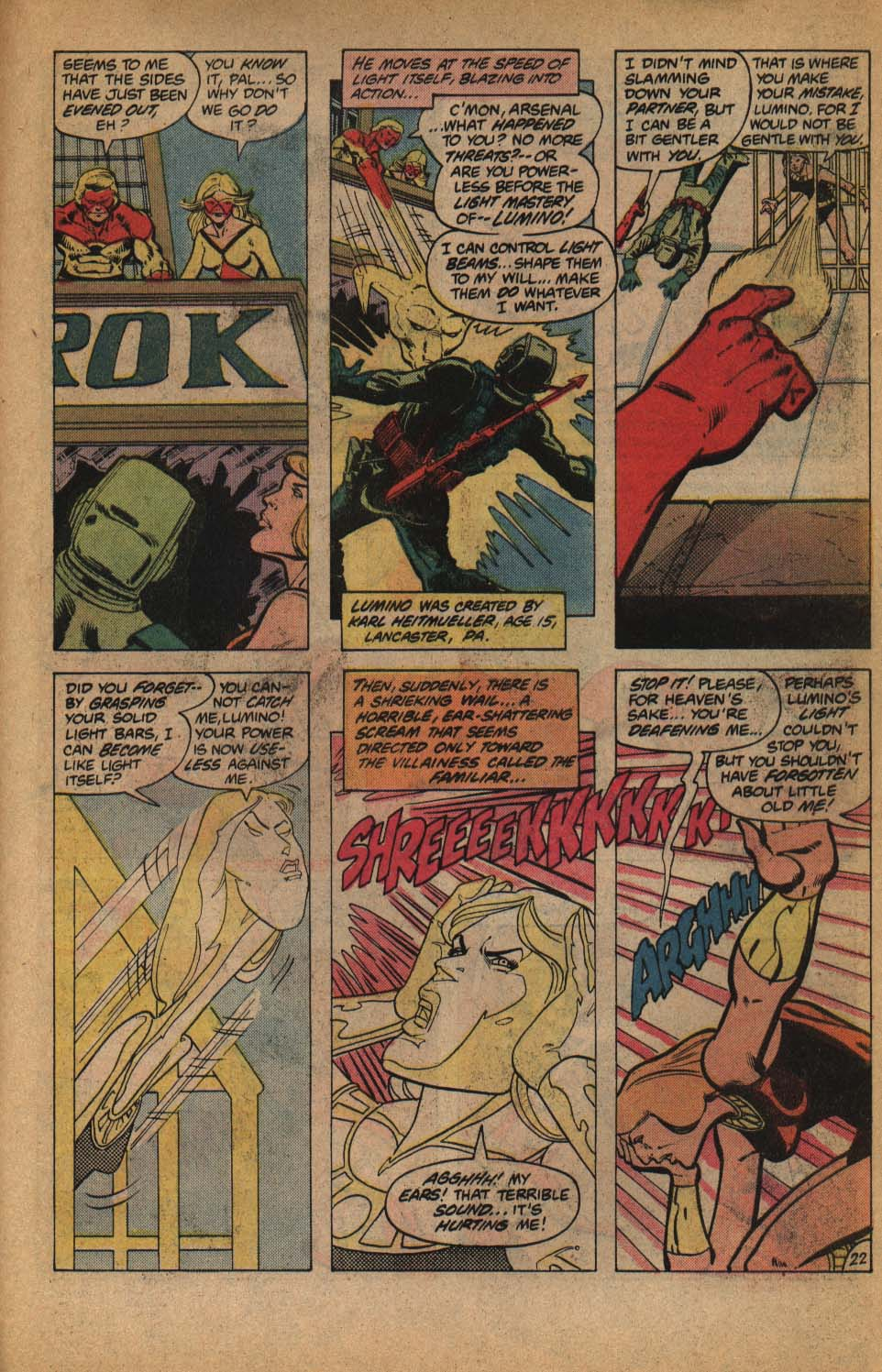 Read online Adventure Comics (1938) comic -  Issue #485 - 31