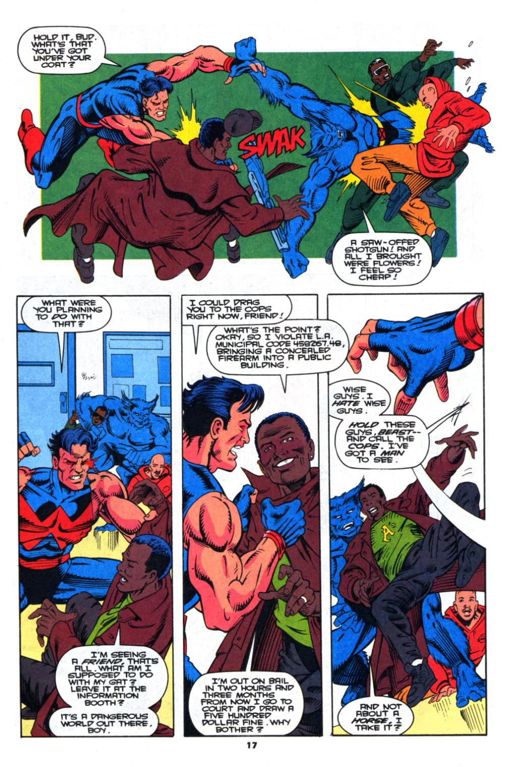 Read online Wonder Man (1991) comic -  Issue # _Annual 2 - 16