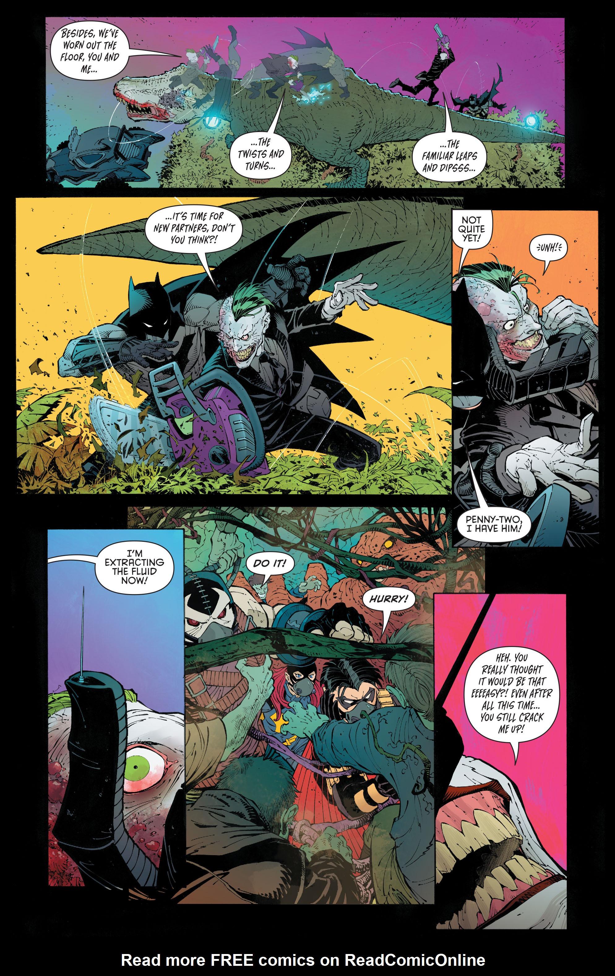 Read online Batman (2011) comic -  Issue # _TPB 7 - 128
