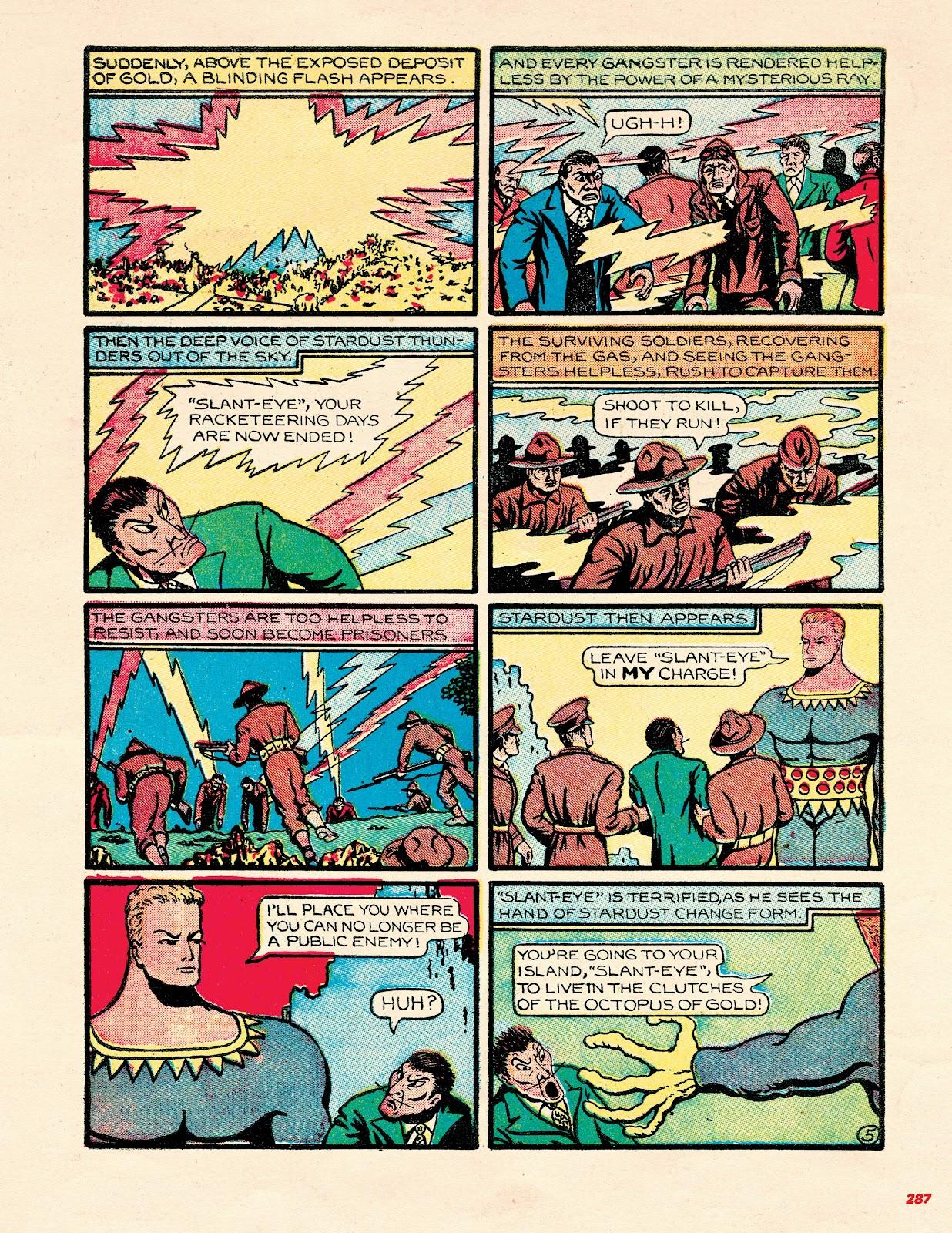 Read online Super Weird Heroes comic -  Issue # TPB 2 (Part 3) - 87