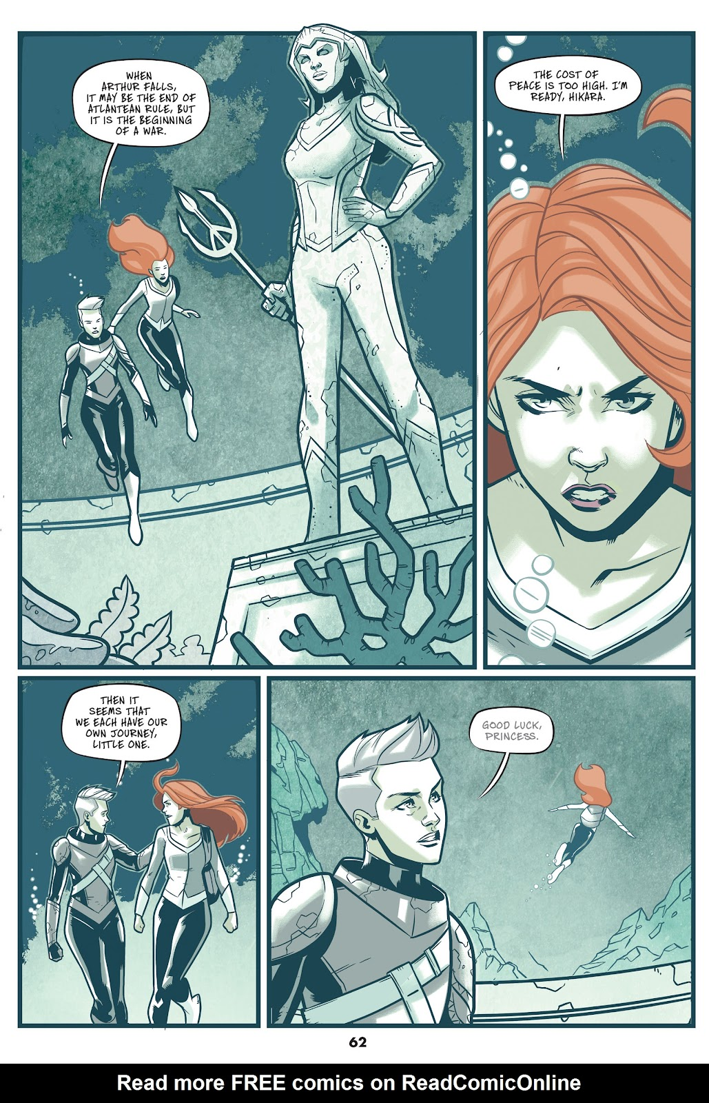 Read online Mera: Tidebreaker comic -  Issue # TPB (Part 1) - 62