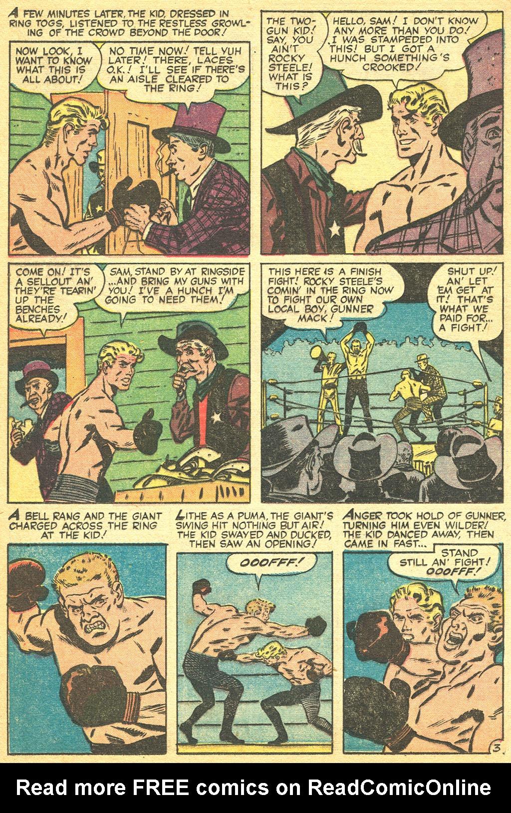Read online Two-Gun Kid comic -  Issue #34 - 12