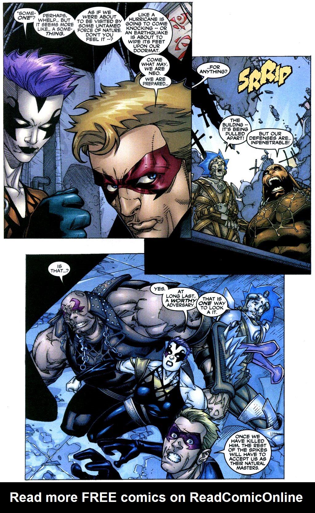 X-Men (1991) 110 Page 16