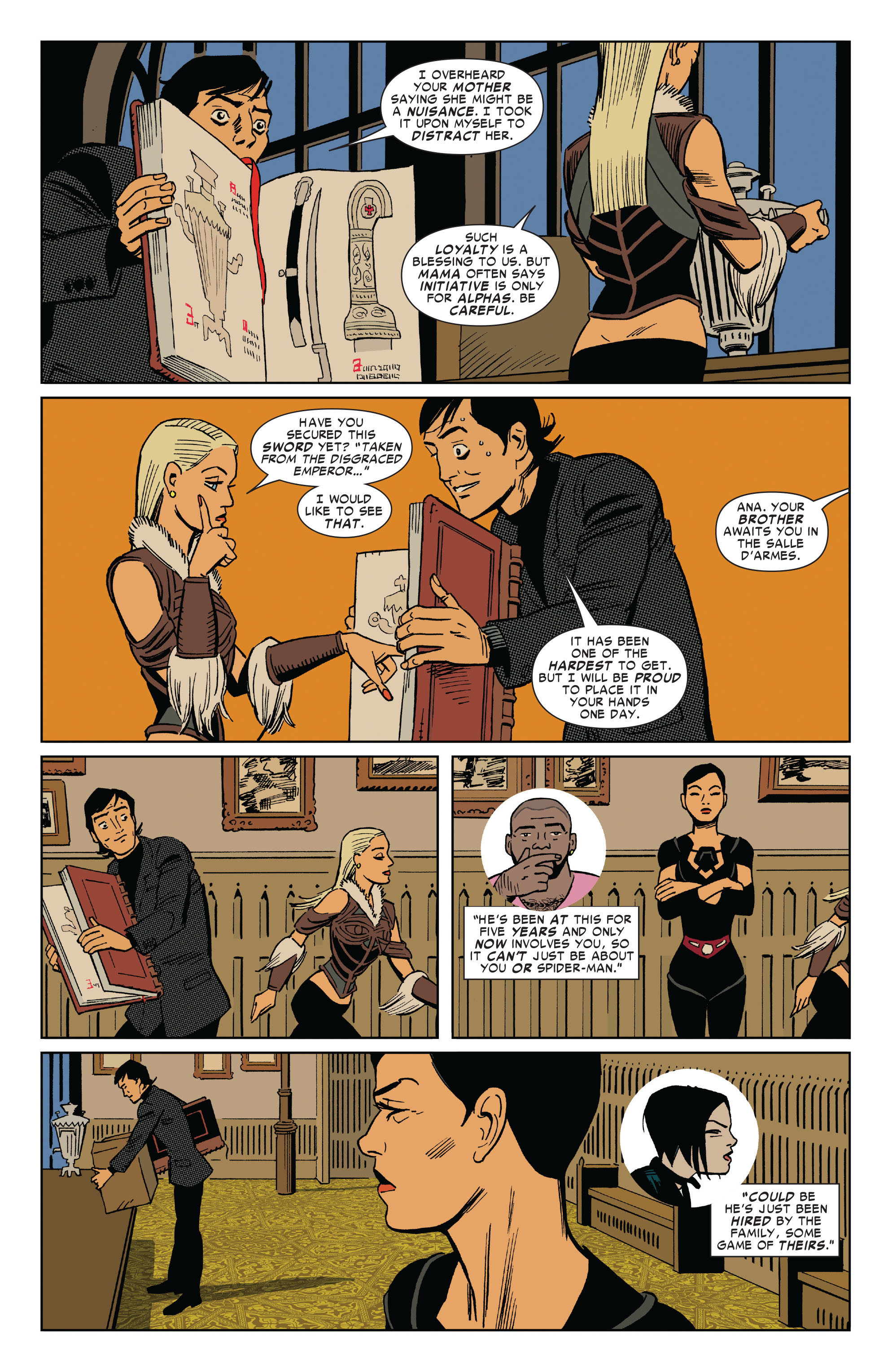 Read online Amazing Spider-Man Presents: Black Cat comic -  Issue #2 - 10