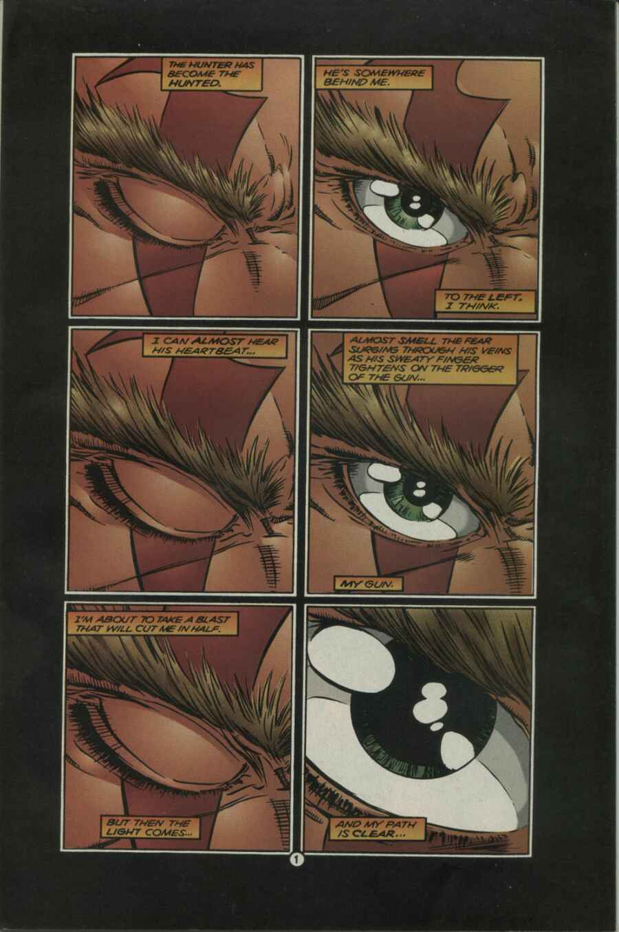Read online Ultraverse Premiere comic -  Issue #2 - 2