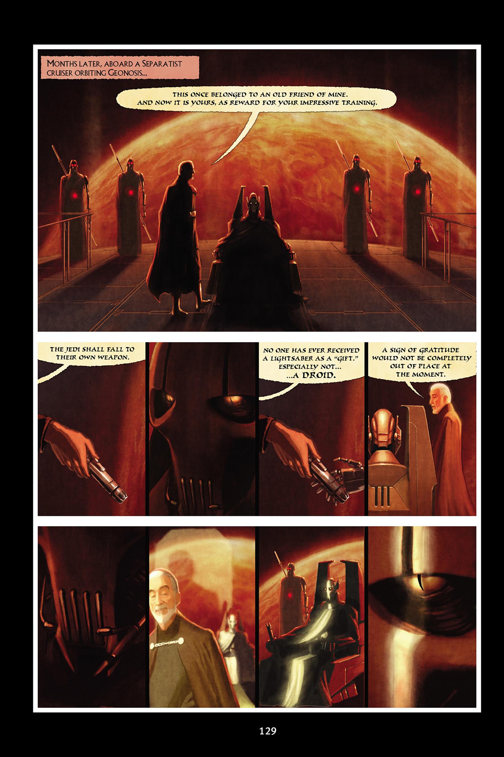 Read online Star Wars Omnibus comic -  Issue # Vol. 30 - 127
