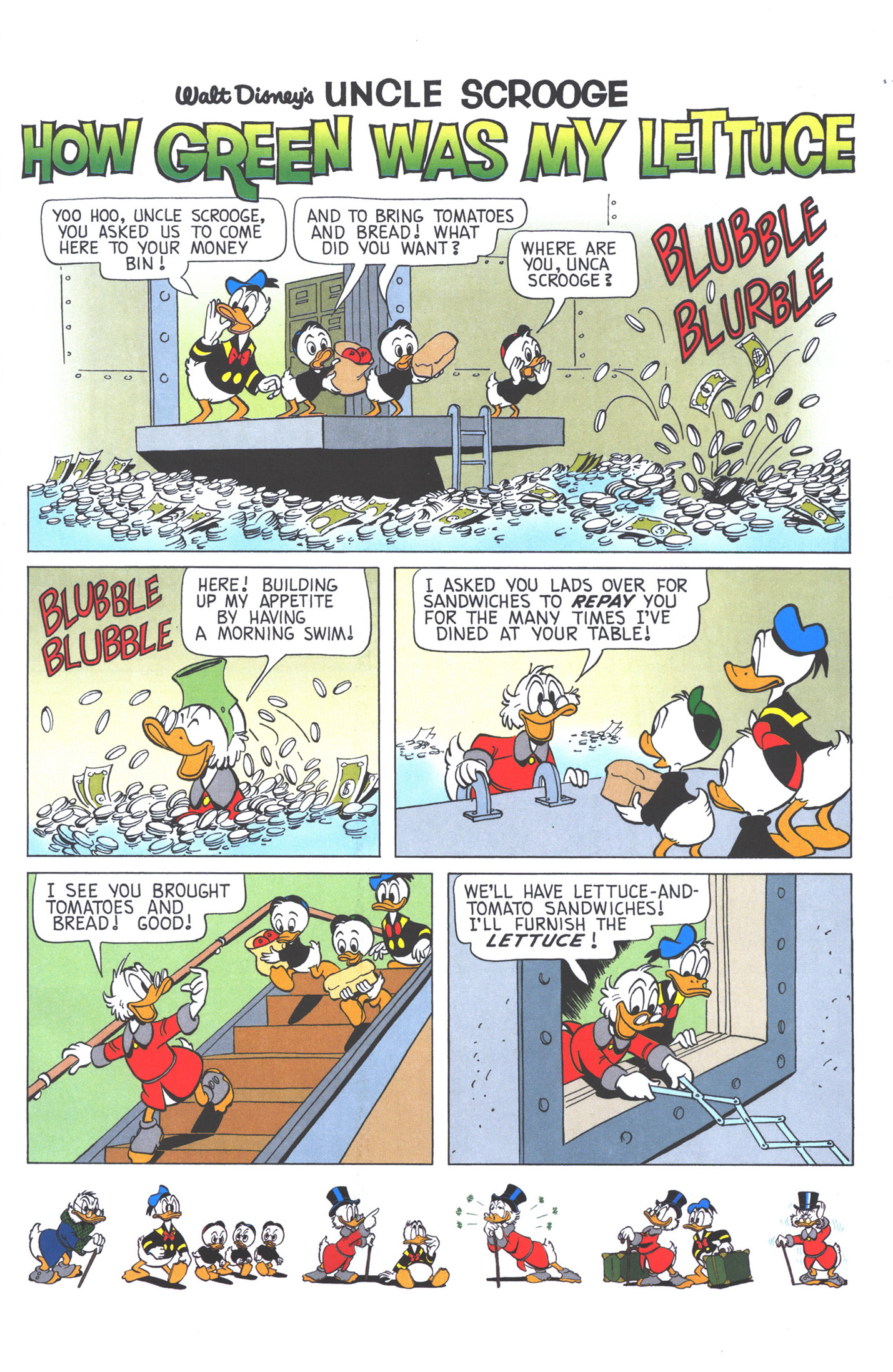 Read online Uncle Scrooge (1953) comic -  Issue #371 - 3