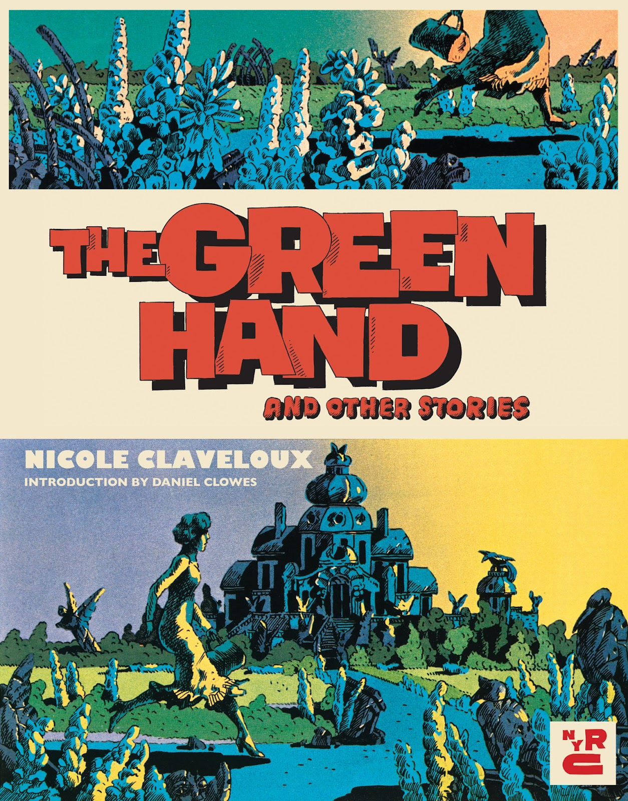 Read online The Green Hand and Other Stories comic -  Issue # TPB - 1