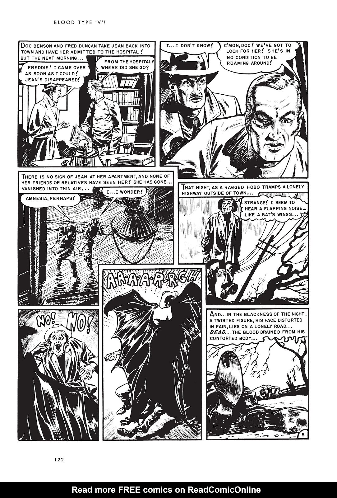 Read online Doctor of Horror and Other Stories comic -  Issue # TPB (Part 2) - 38