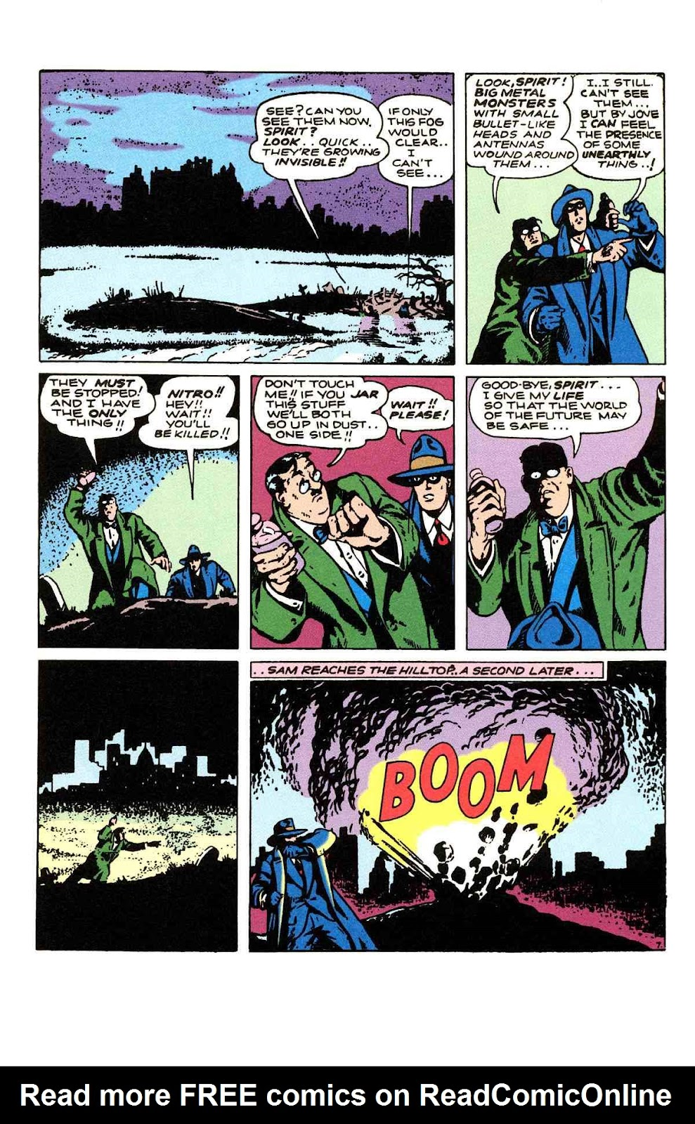 Read online Will Eisner's The Spirit Archives comic -  Issue # TPB 2 (Part 1) - 63