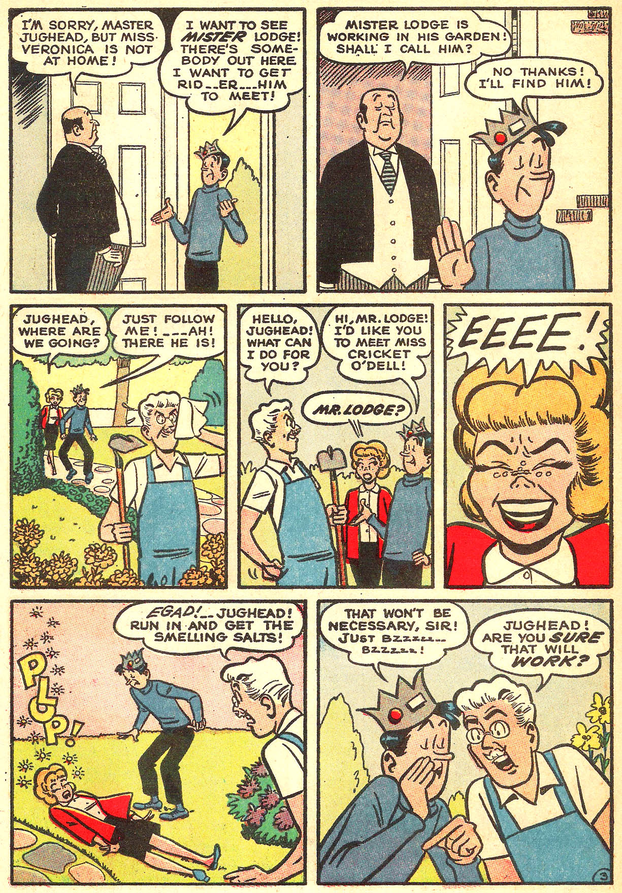 Read online Archie (1960) comic -  Issue #133 - 22
