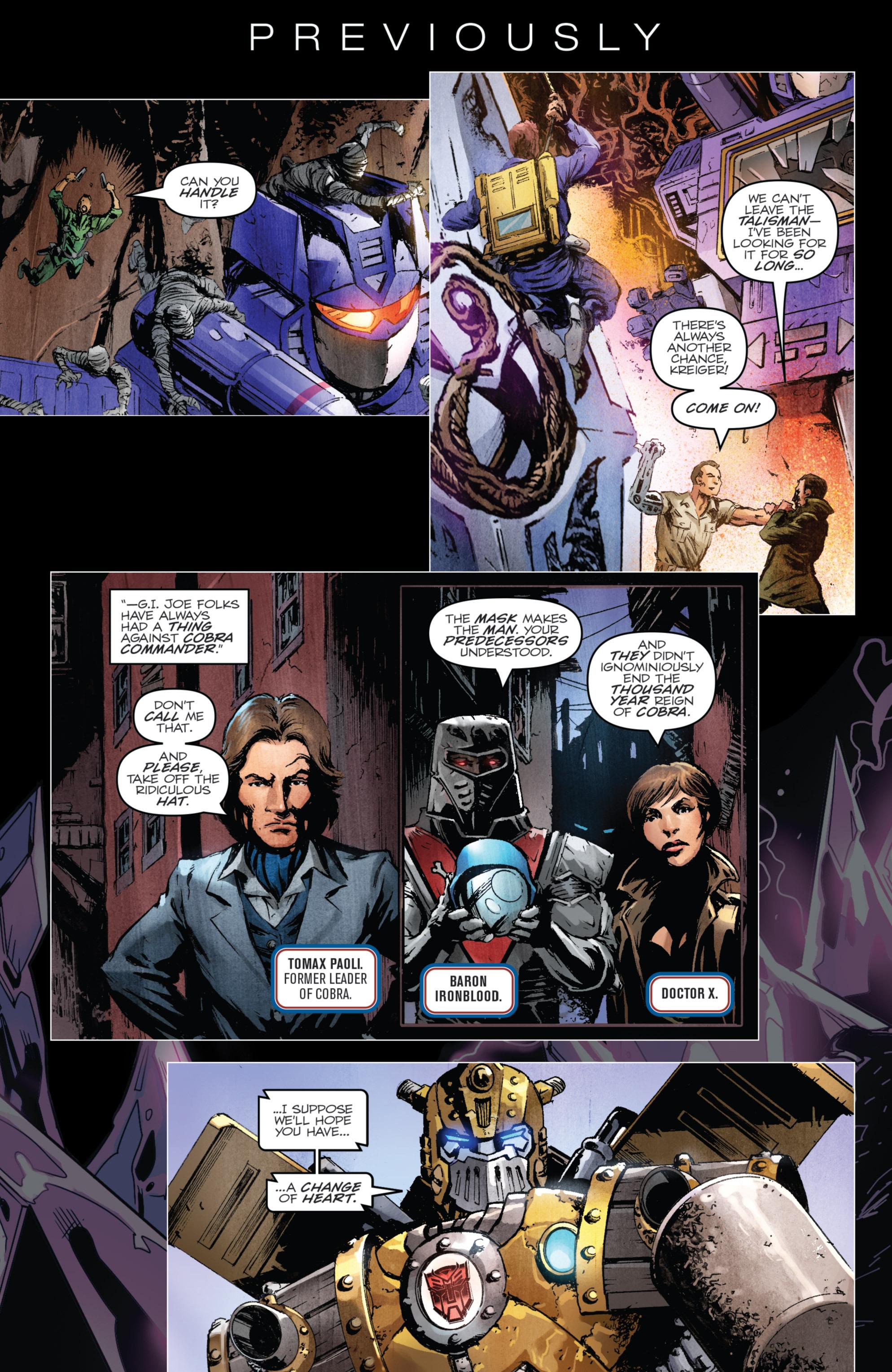 Read online Revolutionaries comic -  Issue #4 - 3