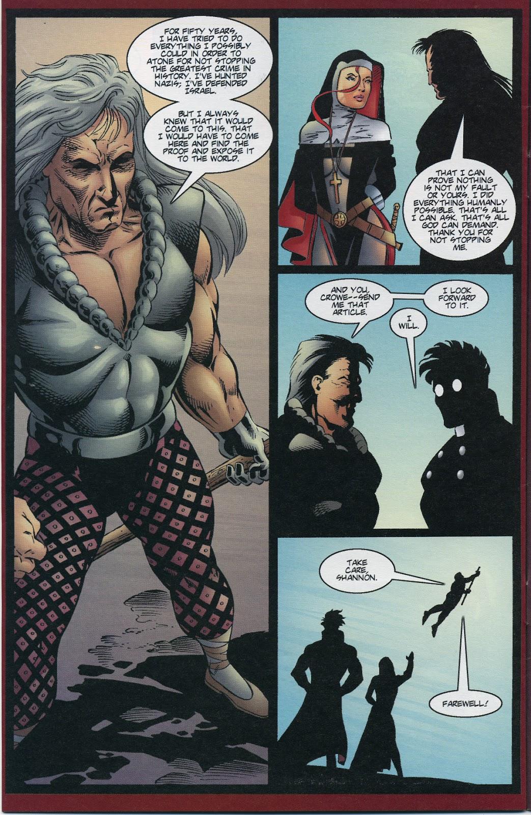 Warrior Nun Areala (1997) Issue #3 #3 - English 24