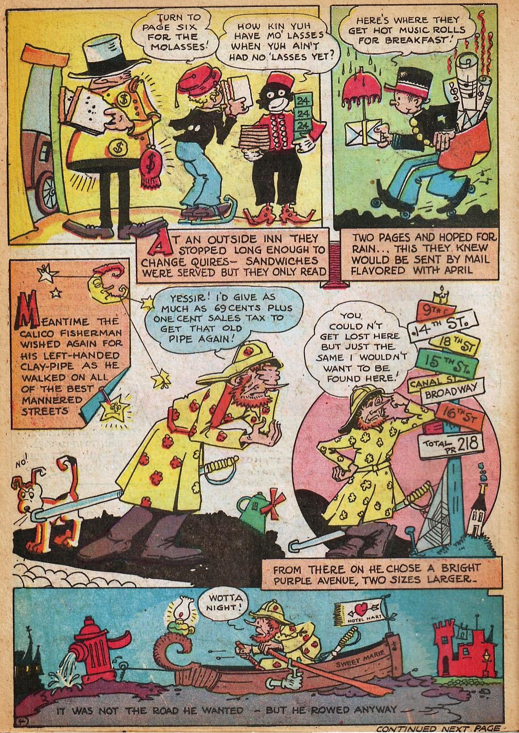 Jingle Jangle Comics issue 1 - Page 7