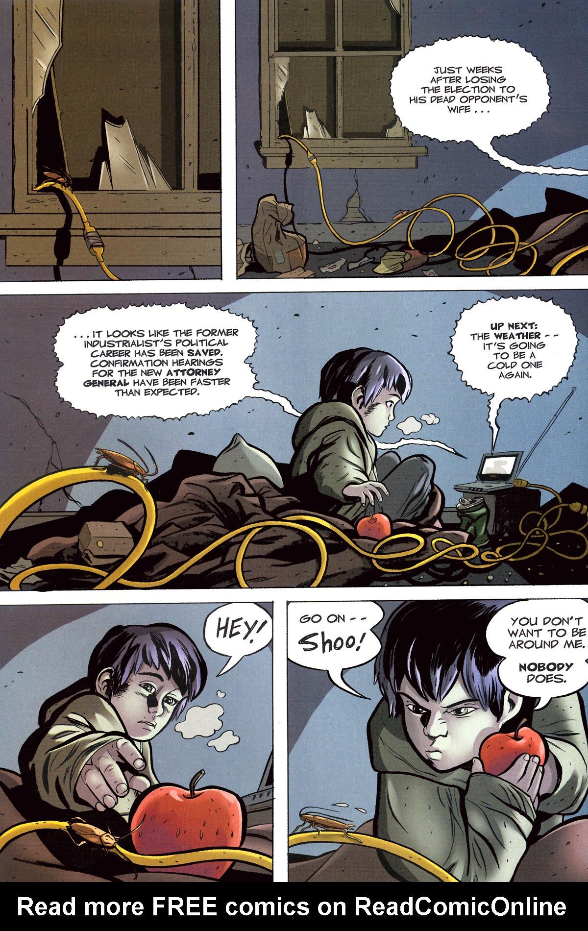 Read online Shazam!: The Monster Society of Evil comic -  Issue #1 - 4