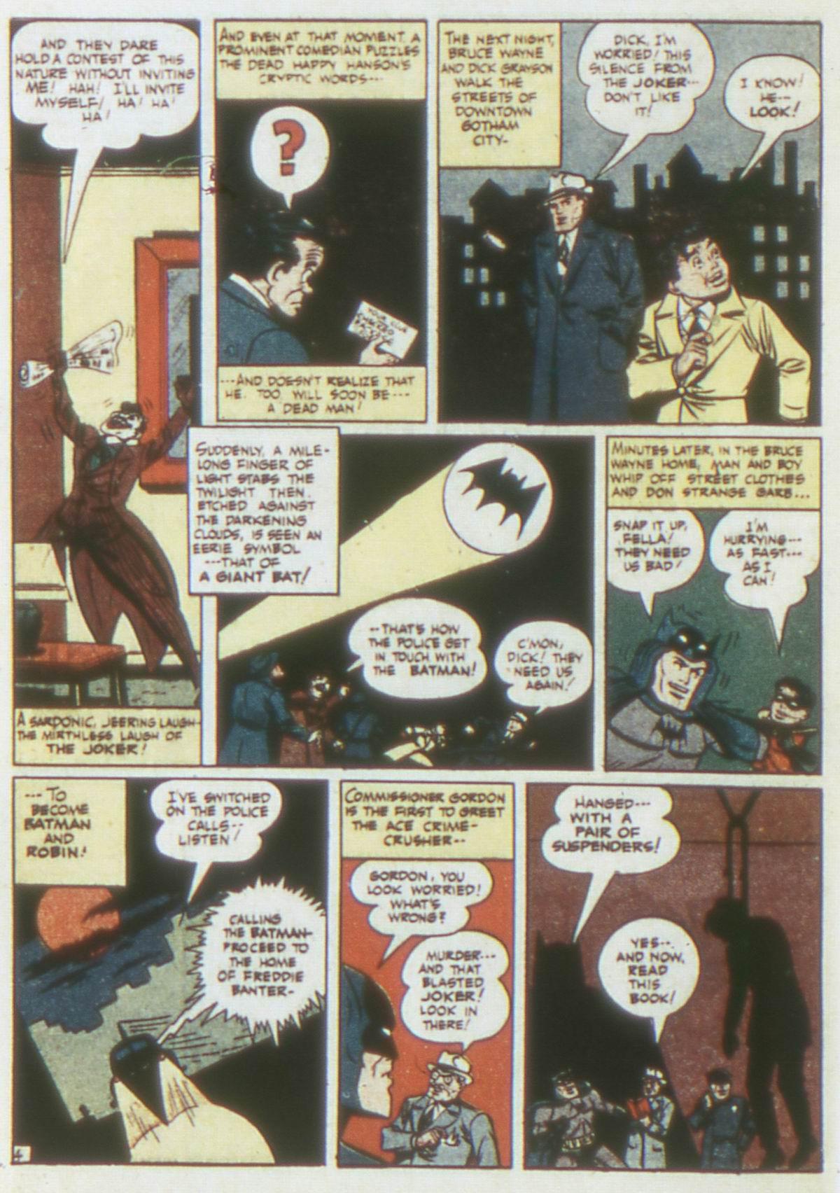 Detective Comics (1937) 62 Page 5