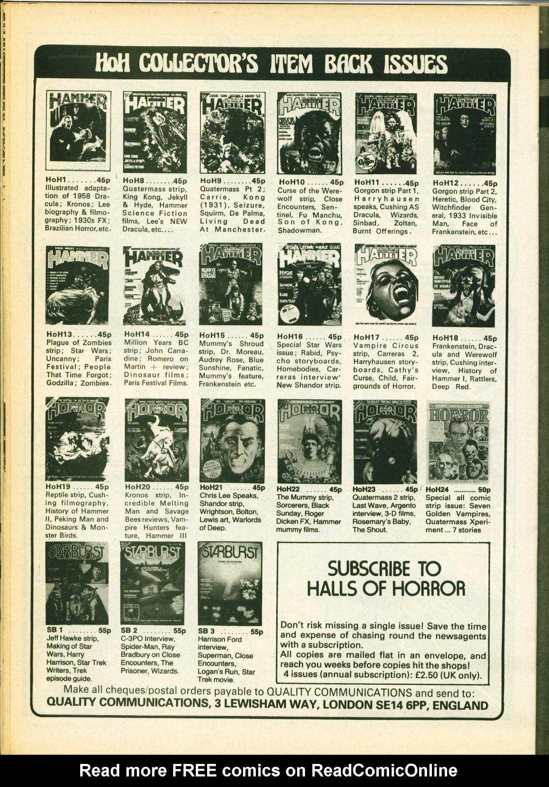Warrior Issue #14 #15 - English 32
